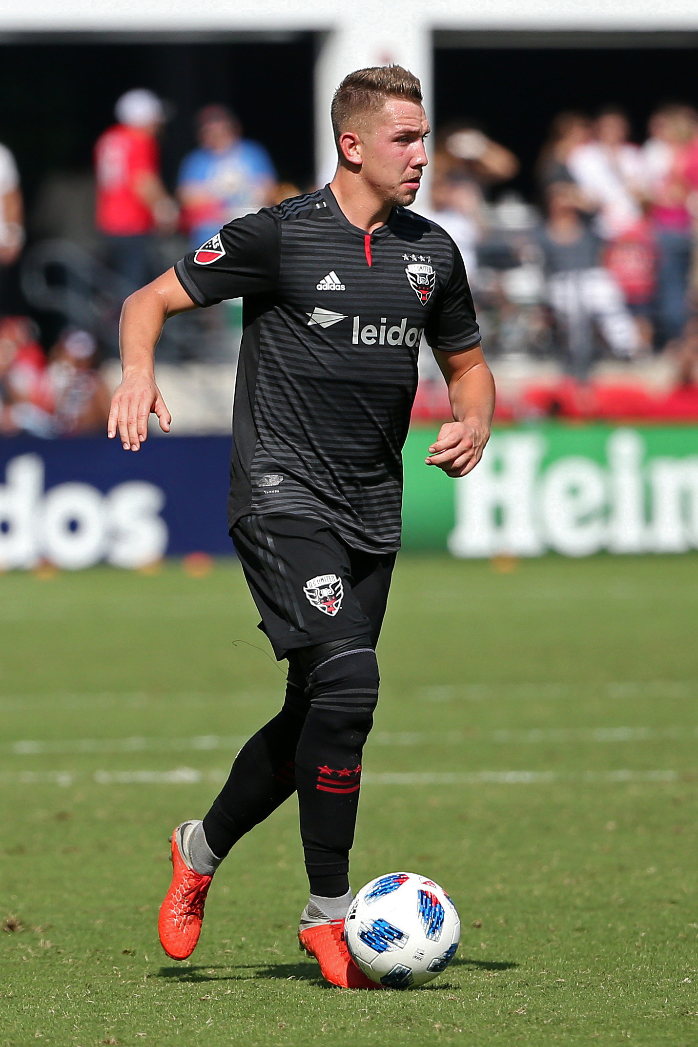 MLS: Chicago Fire at D.C. United