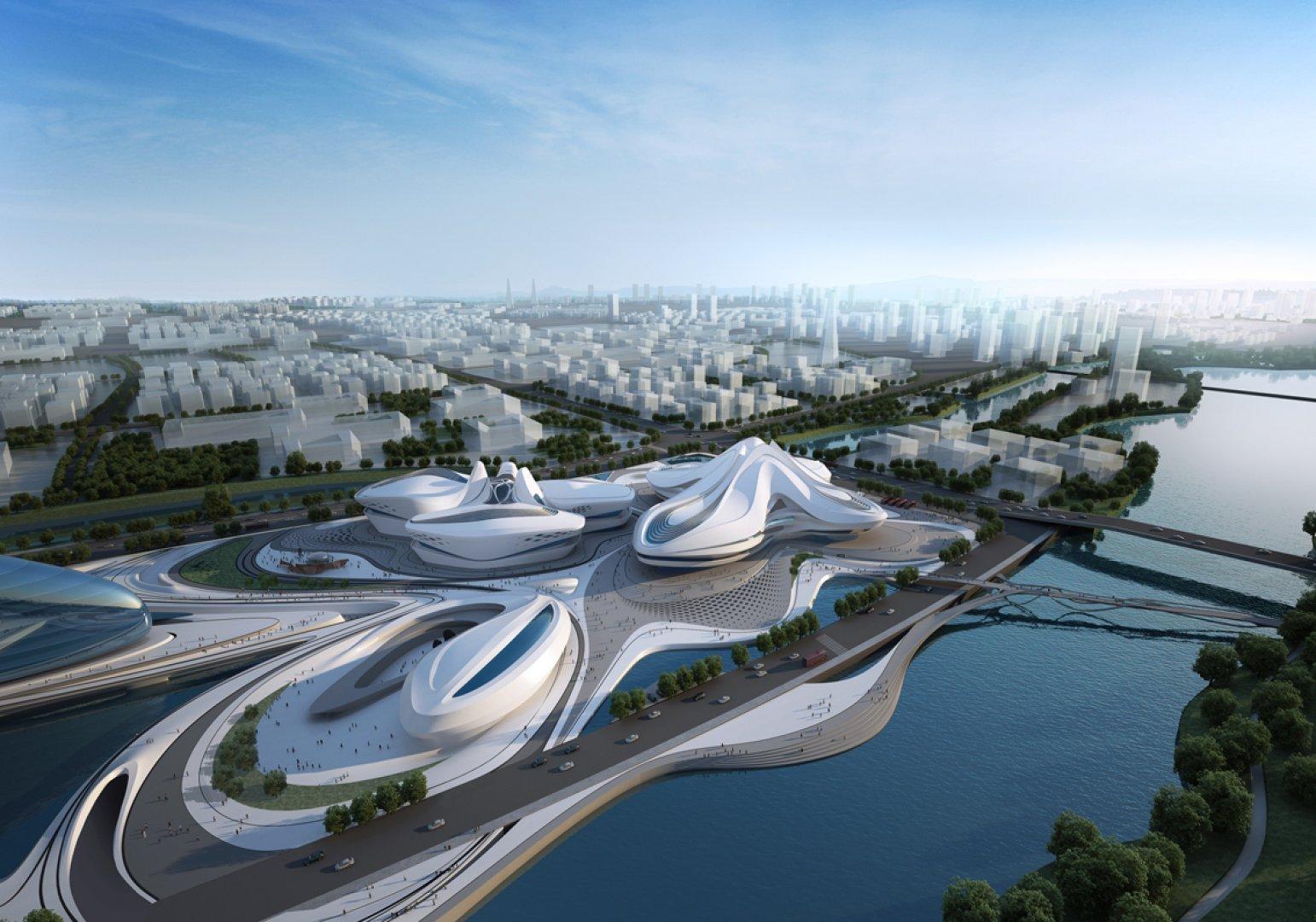 Zaha Hadid: A complete list of unbuilt designs