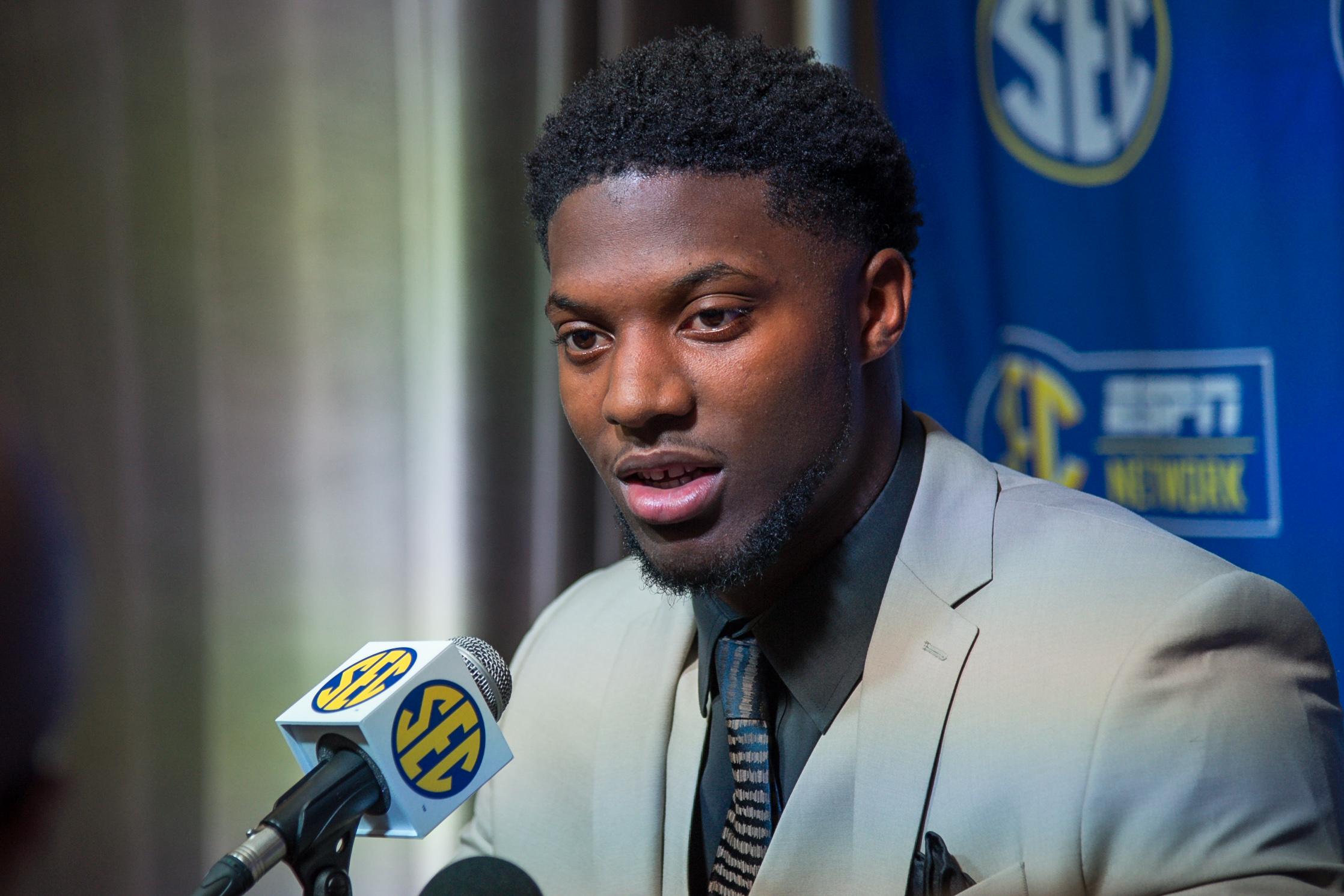 NCAA Football: SEC Football Media Day