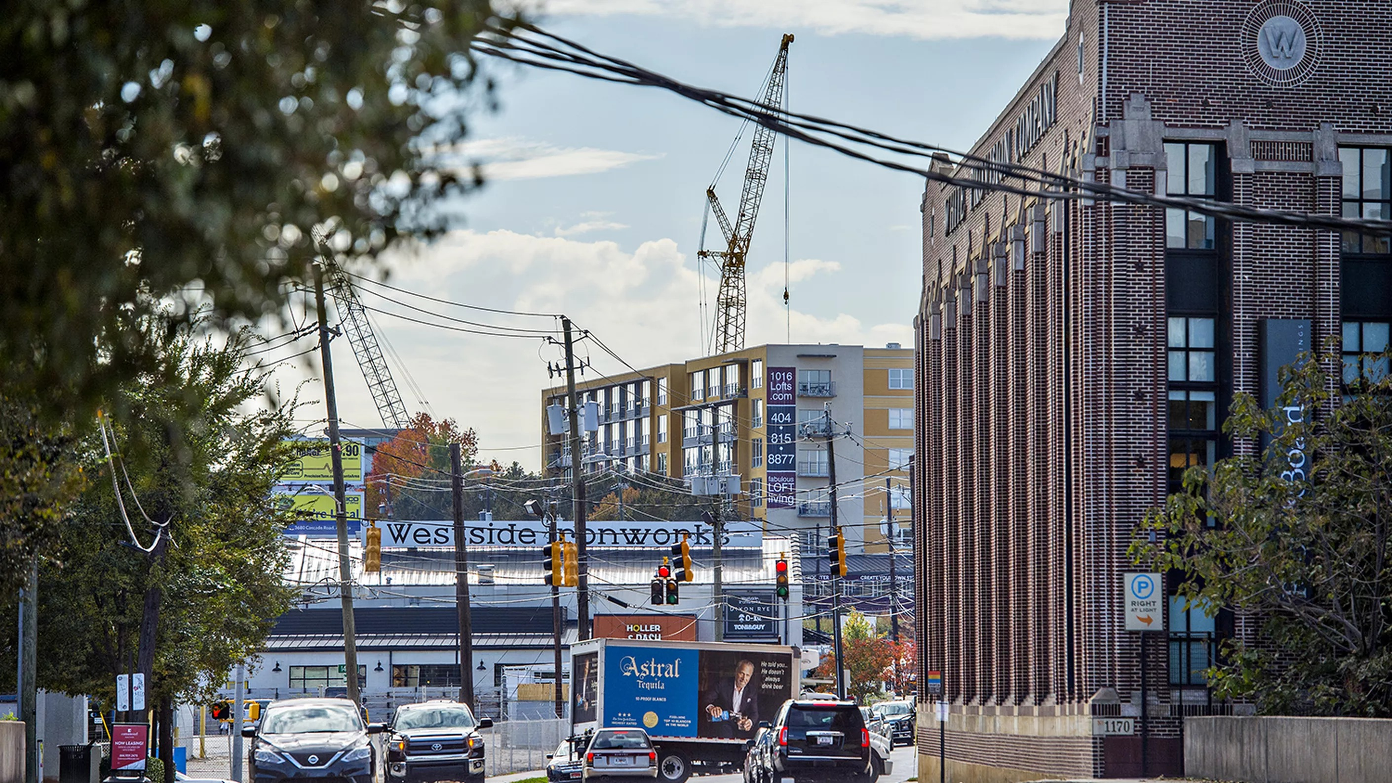 West Midtown residents worry a new concrete plant will hurt environment, snarl traffic
