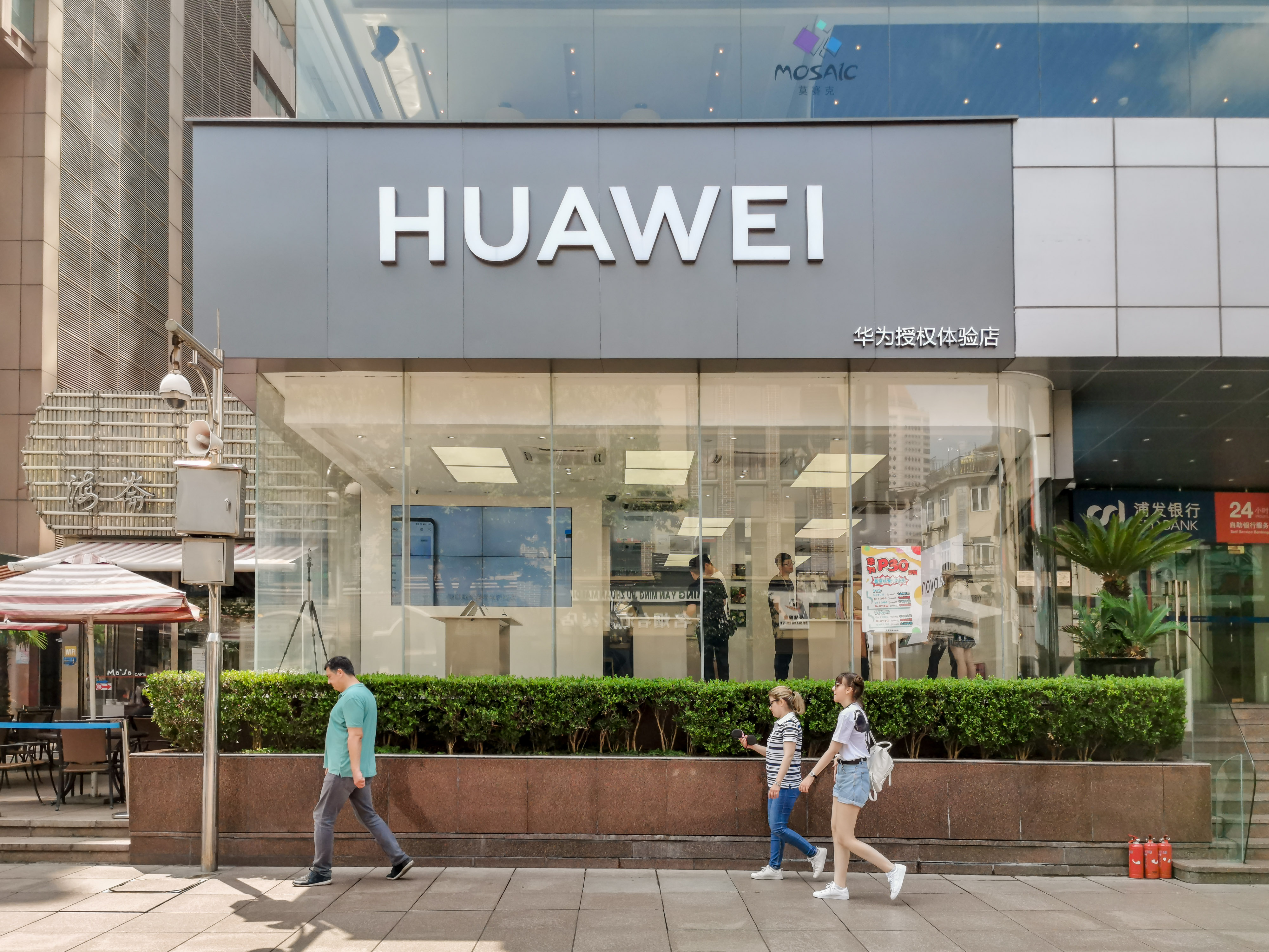 The US government's battle with Chinese telecom giant Huawei, explained