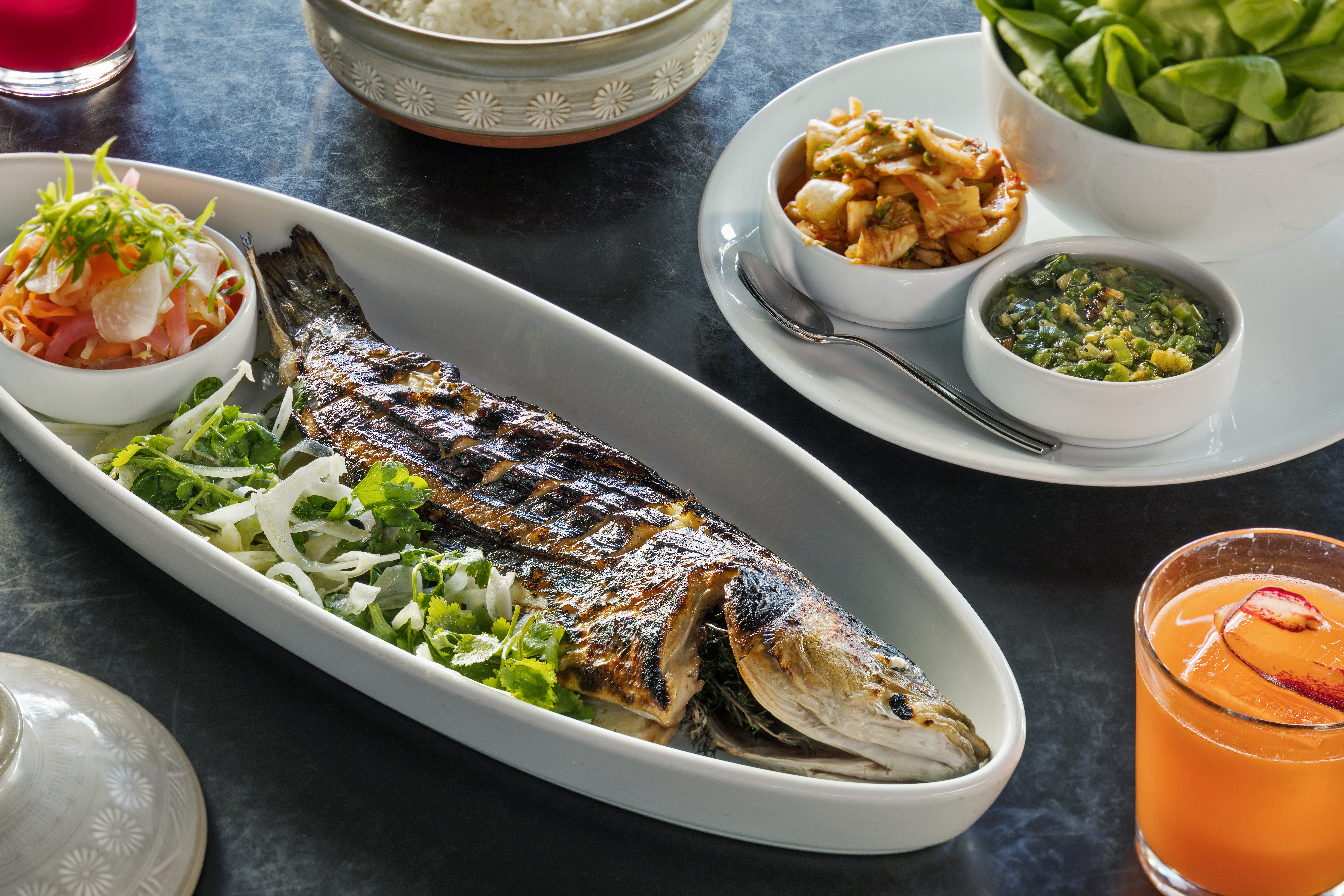 Feast of the Seven Fishes at Momofuku