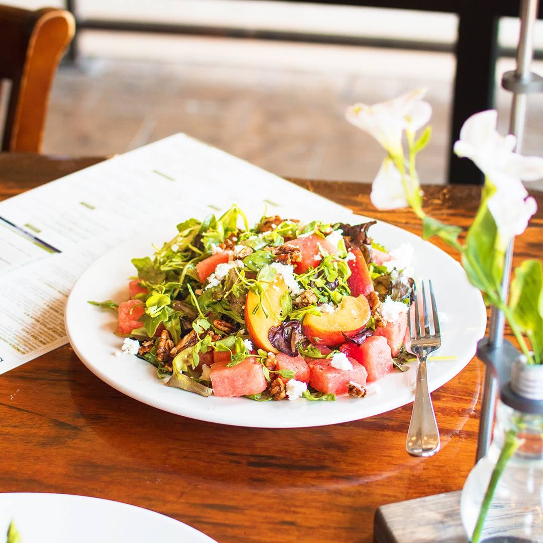 Bellagreen's Vegetarian-Friendly Eats Debut This Week at the Shops at Legacy