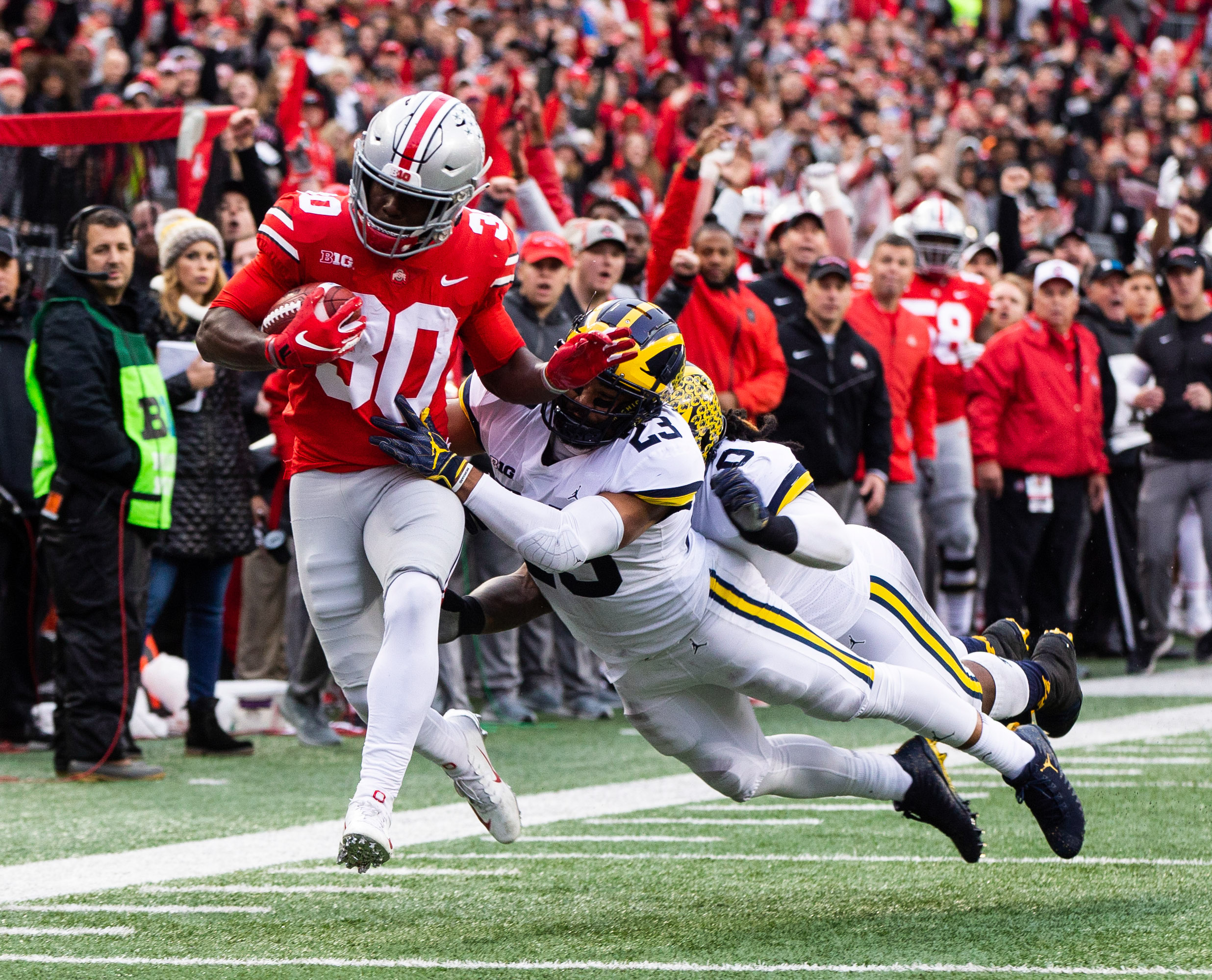 Ohio State Has The Greatest Response To Michigan S Chase Winovich S