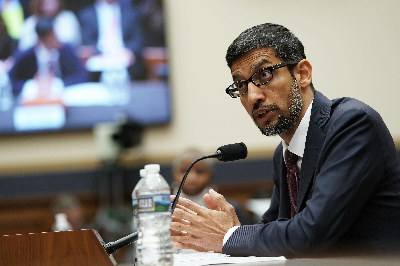 Google CEO hearing: Congress's focus on political bias