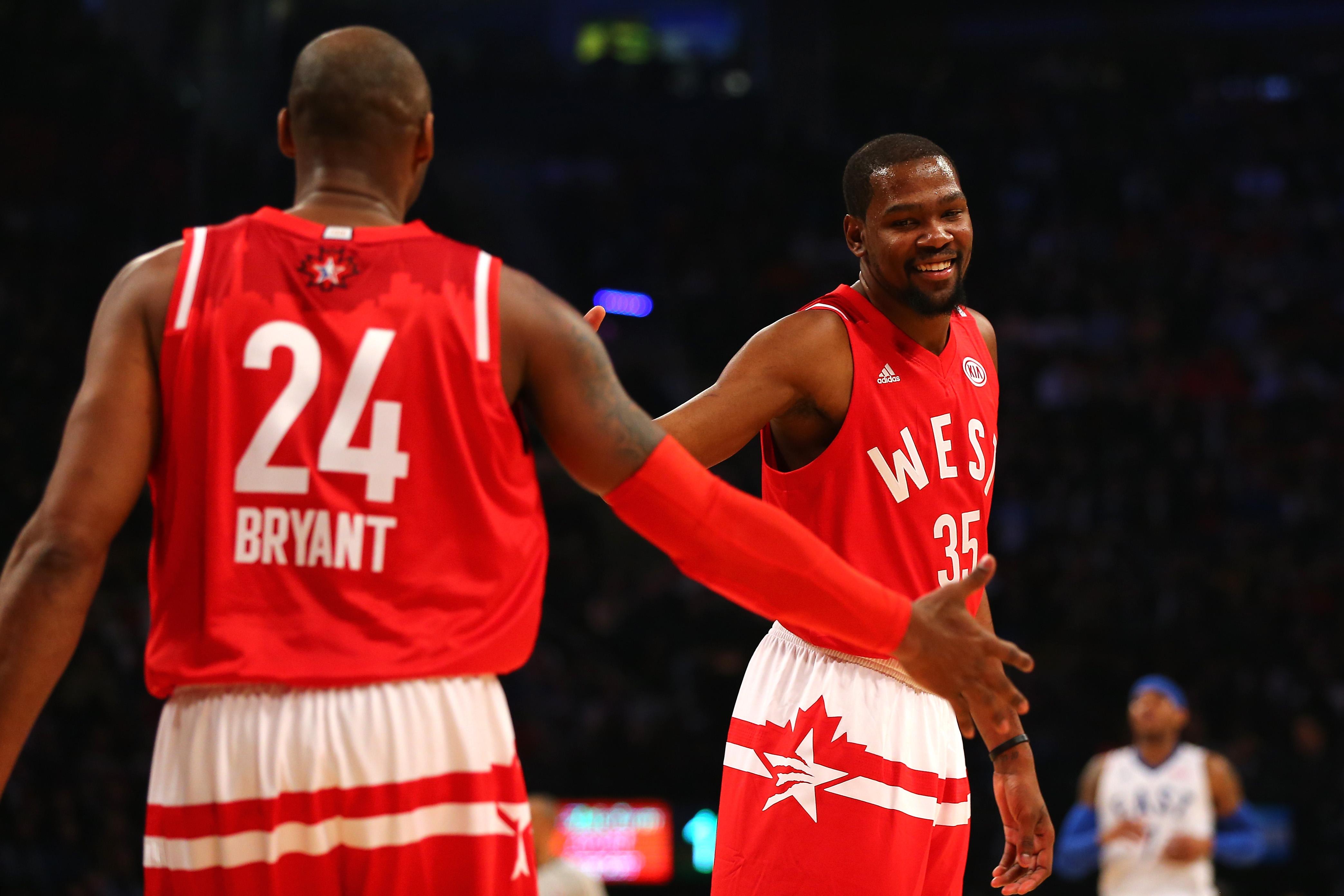9edaf98d754d Lakers  Kevin Durant says Michael Jordan