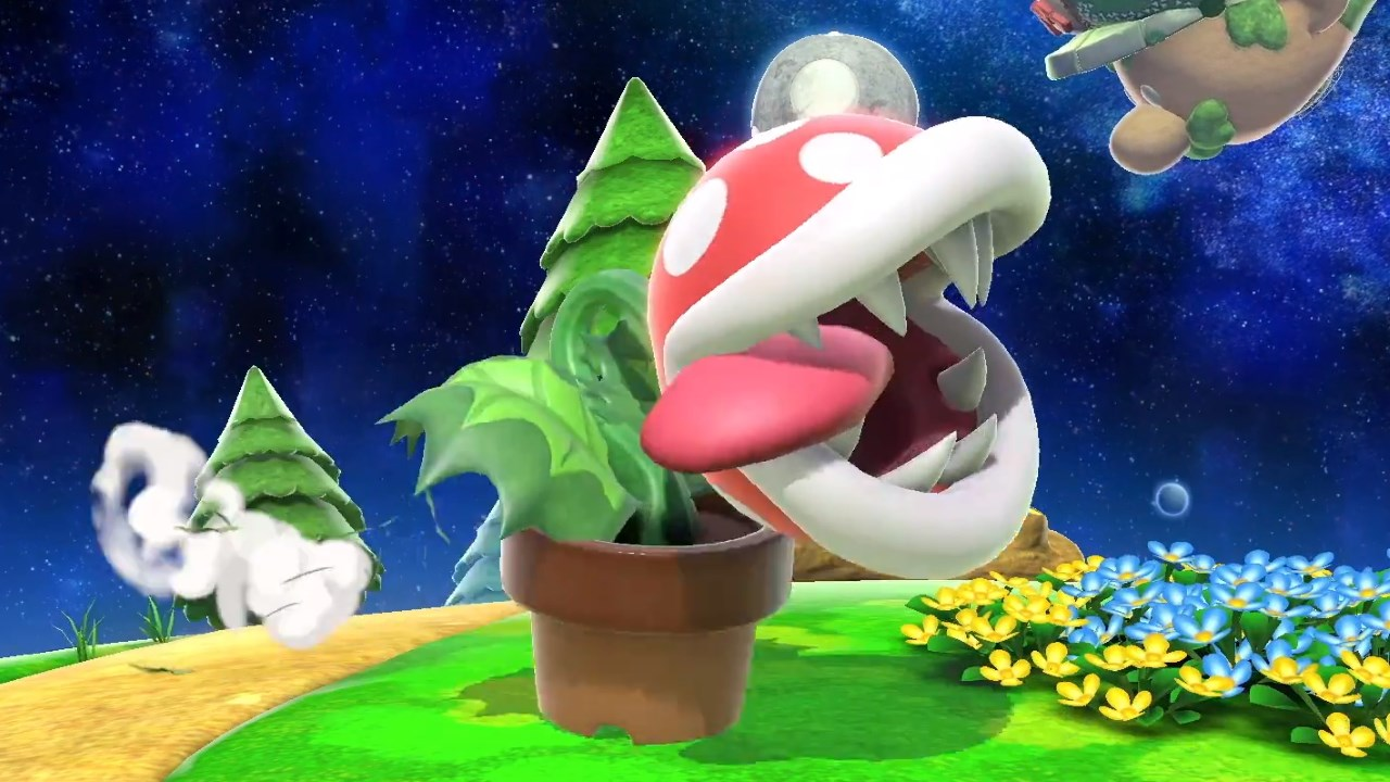 Your Smash Bros. Piranha Plant code may already be hiding in your email