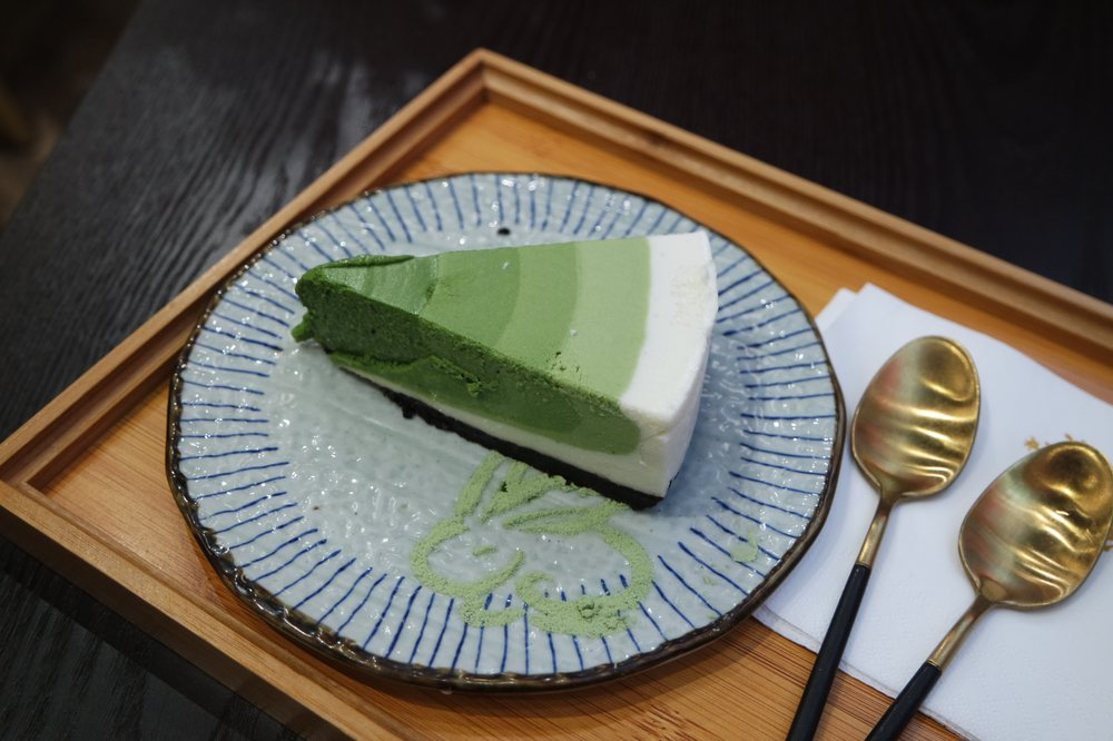 A Matcha Dessert Cafe Is Coming to the East Bay