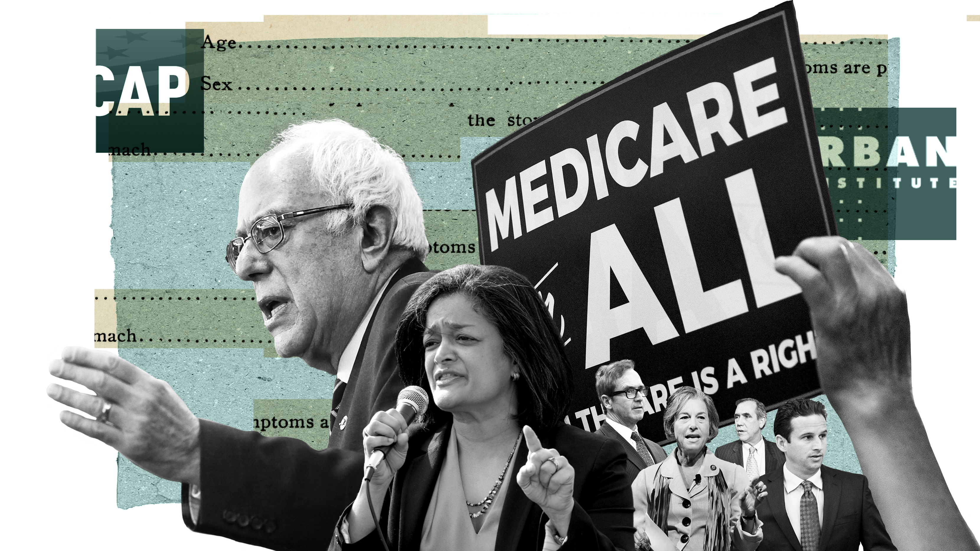 Medicare-for-all: The design and costs for Democratic health care plans - Vox