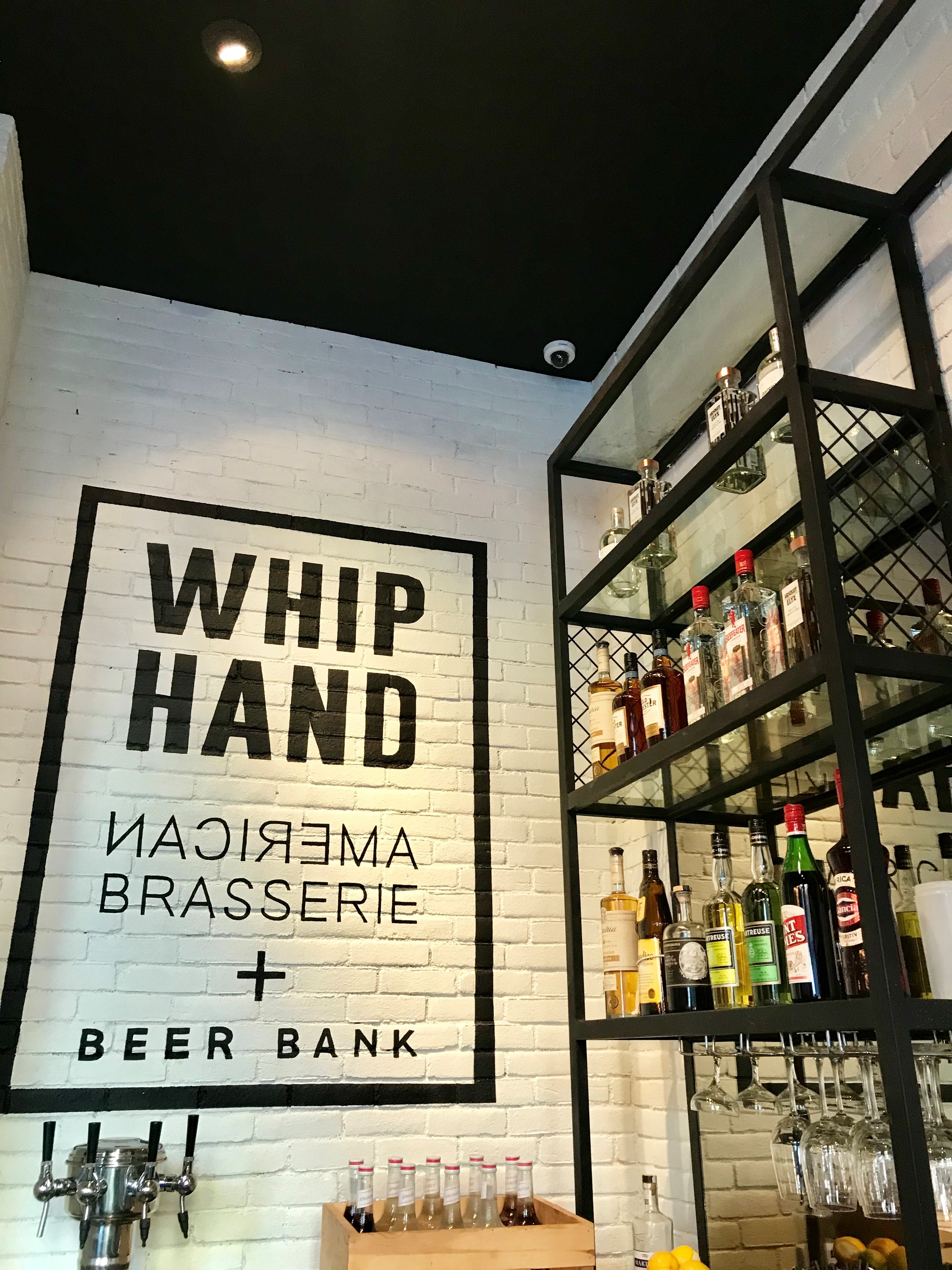WhipHand Debuts in the Gaslamp