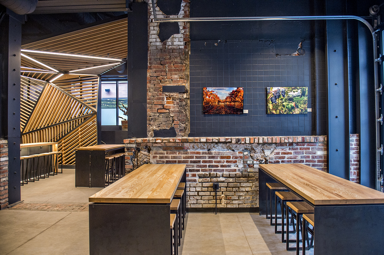 A Sonoma Winery Starts Pouring at Dairy Block