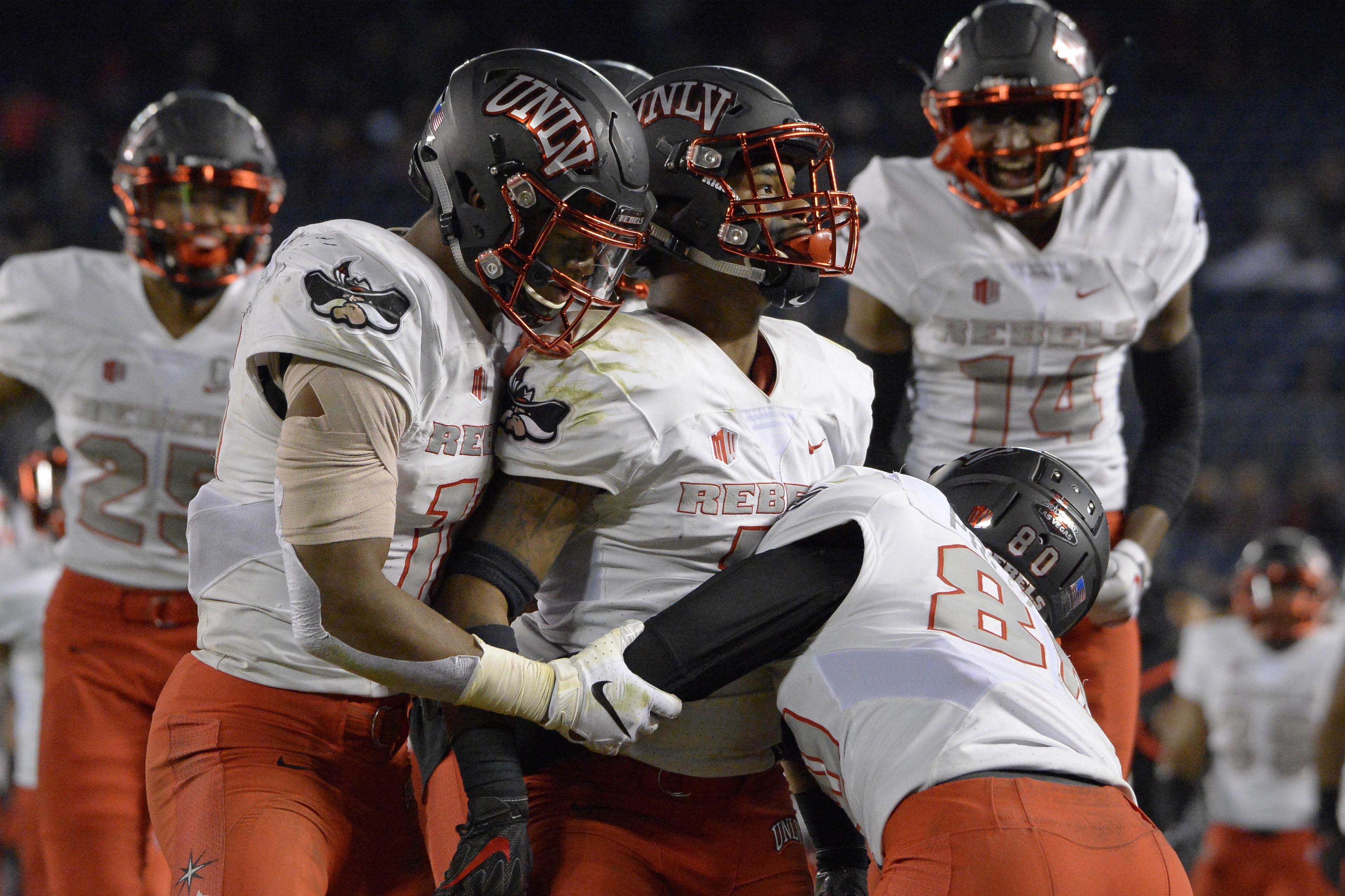 NCAA Football: UNLV at San Diego State