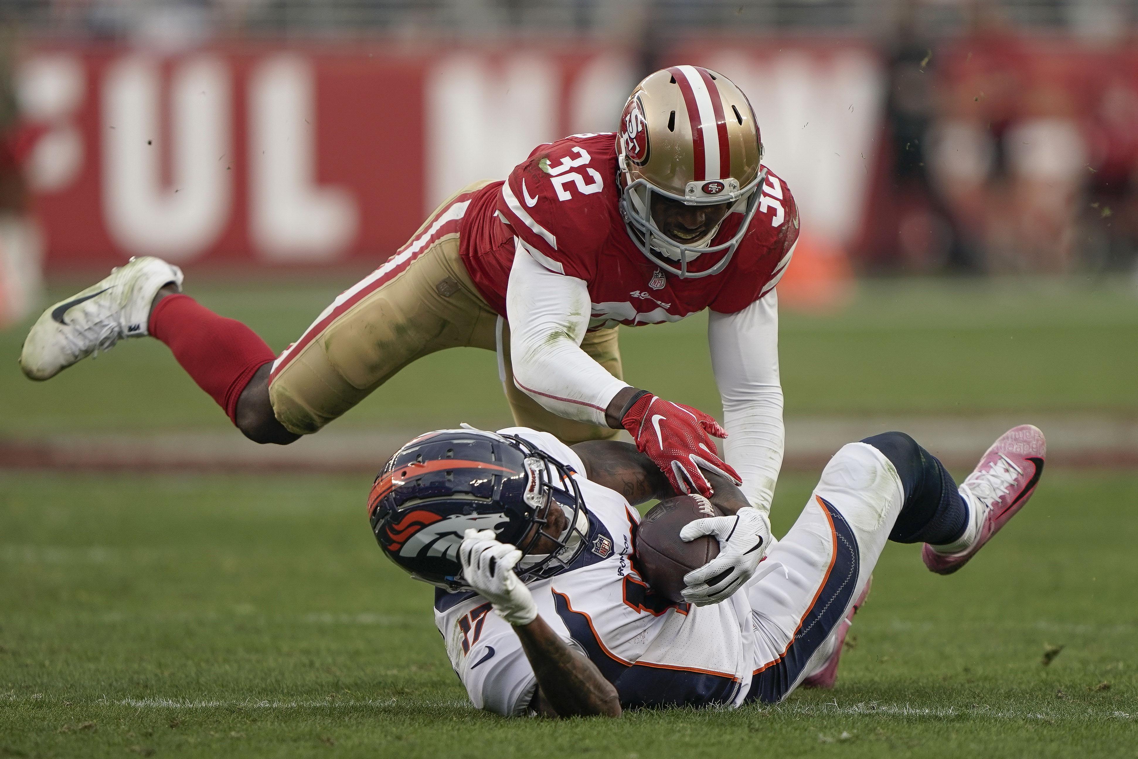 NFL: Denver Broncos at San Francisco 49ers
