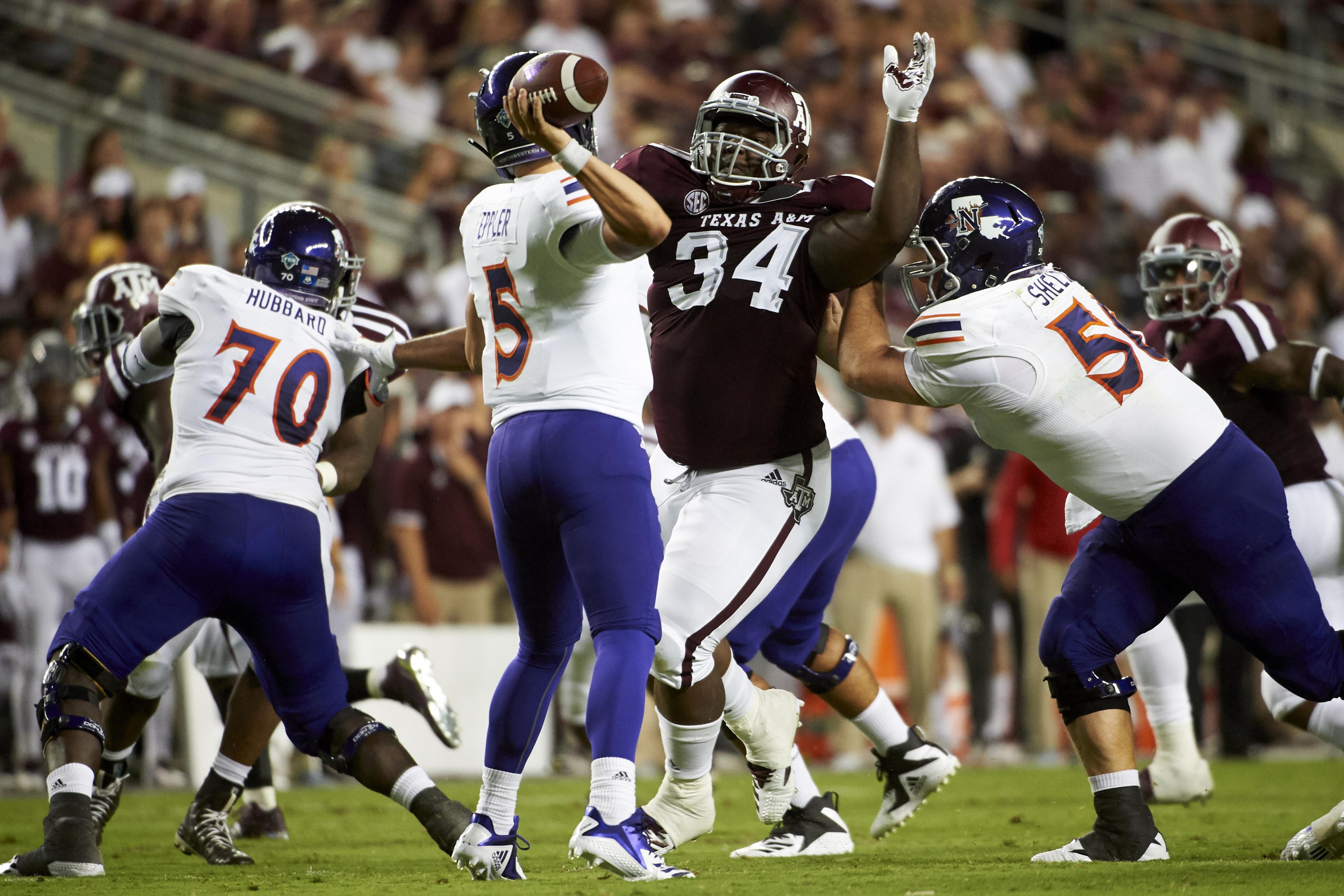 Northwestern v Texas A&M