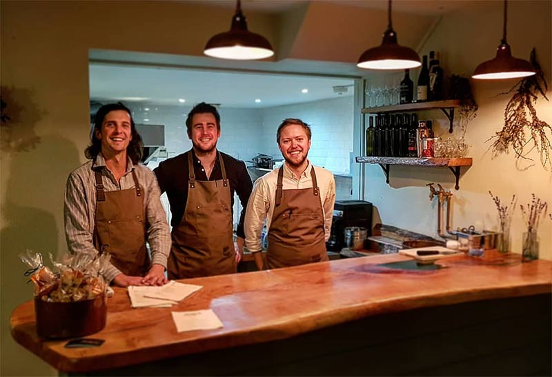 Harlequin Fulham opens with former Michelin star chefs in the kitchen