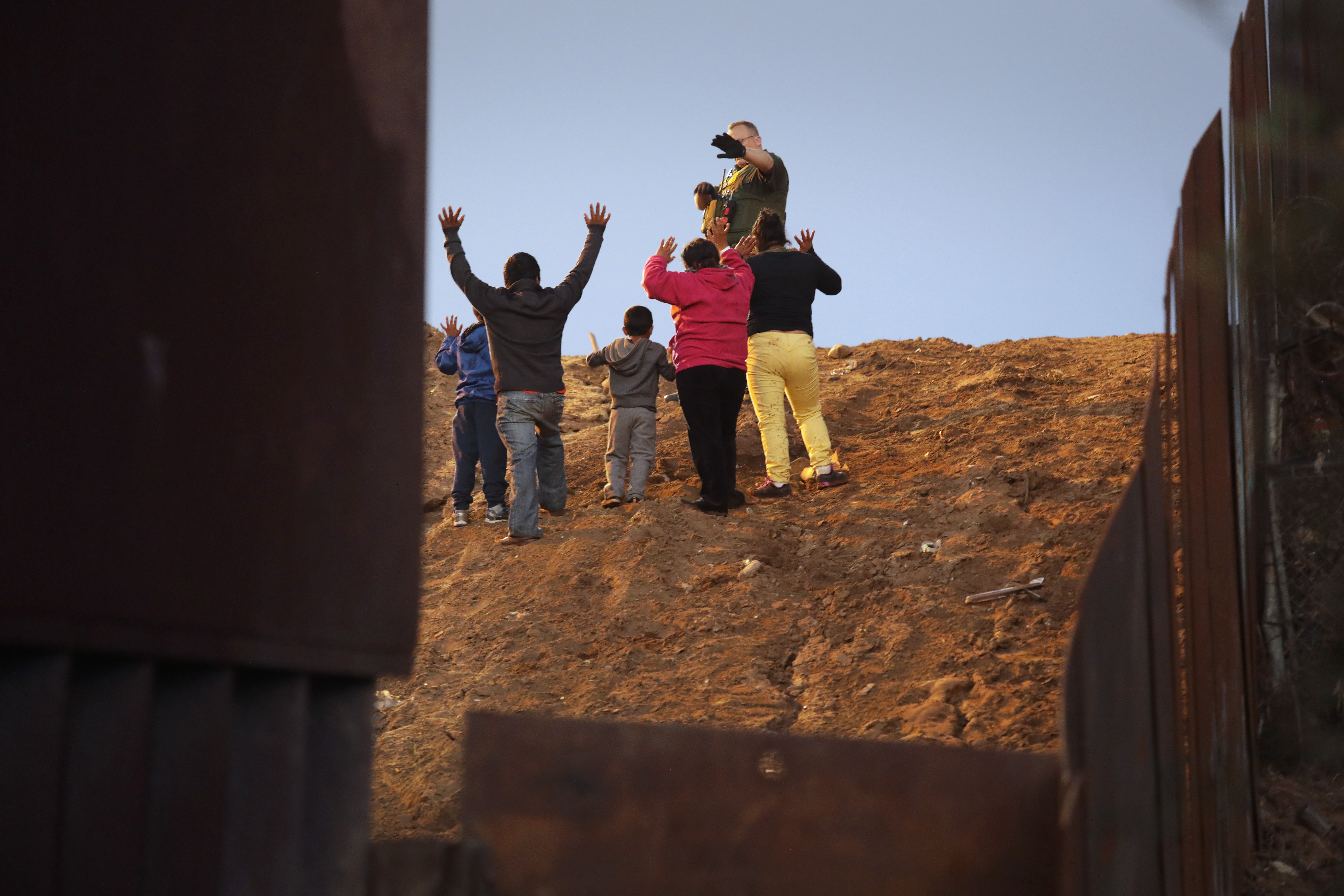 Migrant girl dies in Border Patrol's custody