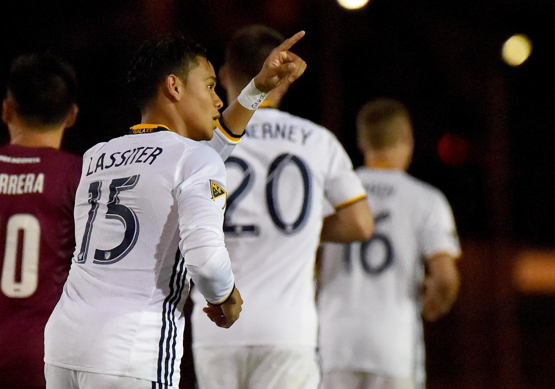 MLS: U.S. Open Cup-Sacramento Republic at Los Angeles Galaxy