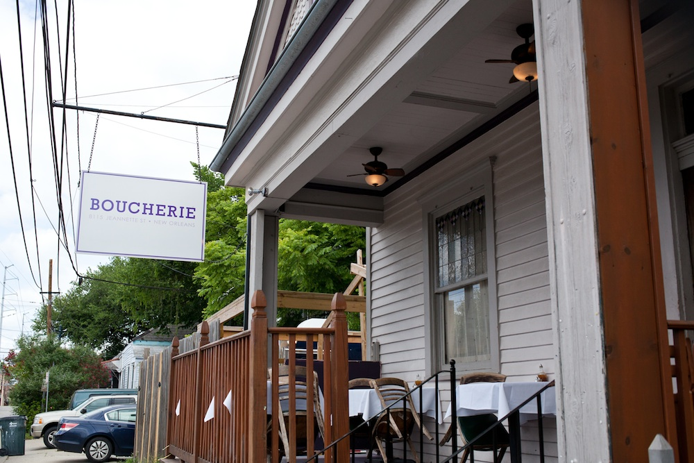 Boucherie is Rolling Out Saturday and Sunday Brunch in its New/Old Location