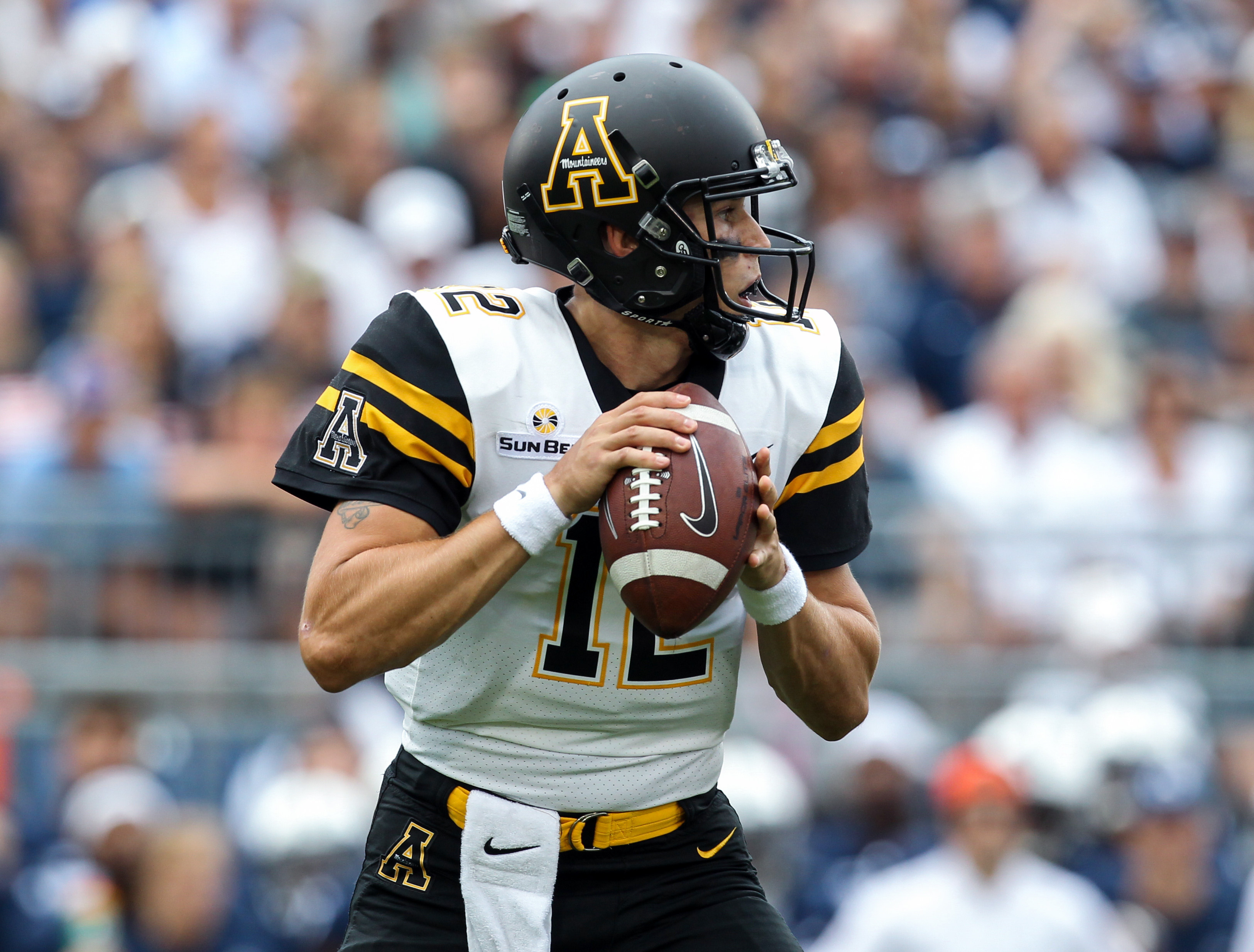 2afb7af4 New Orleans Bowl Preview: Appalachian State vs Middle Tennessee ...