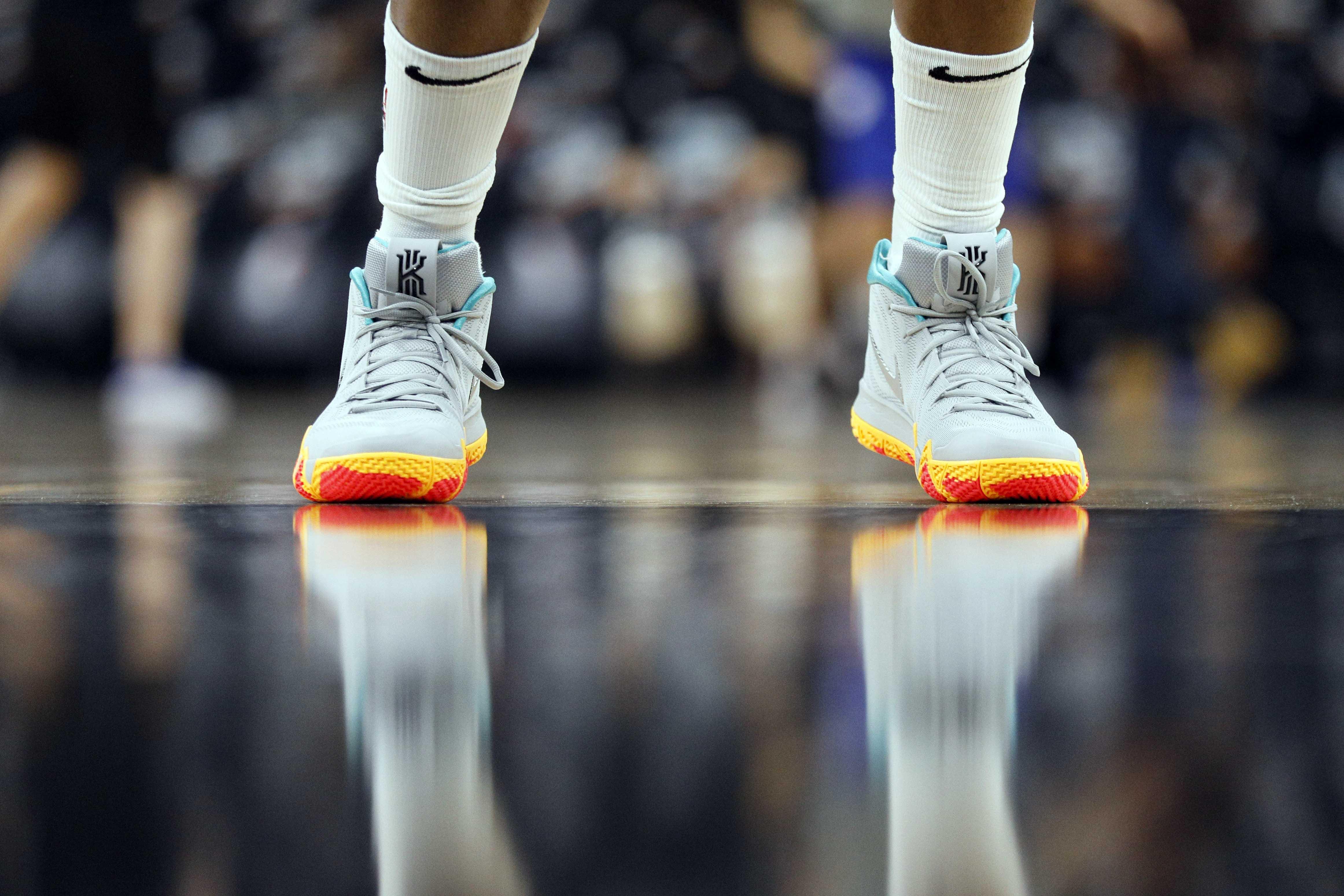 Sneaker Spotlight  Rudy Gay goes Nike c7273f86c