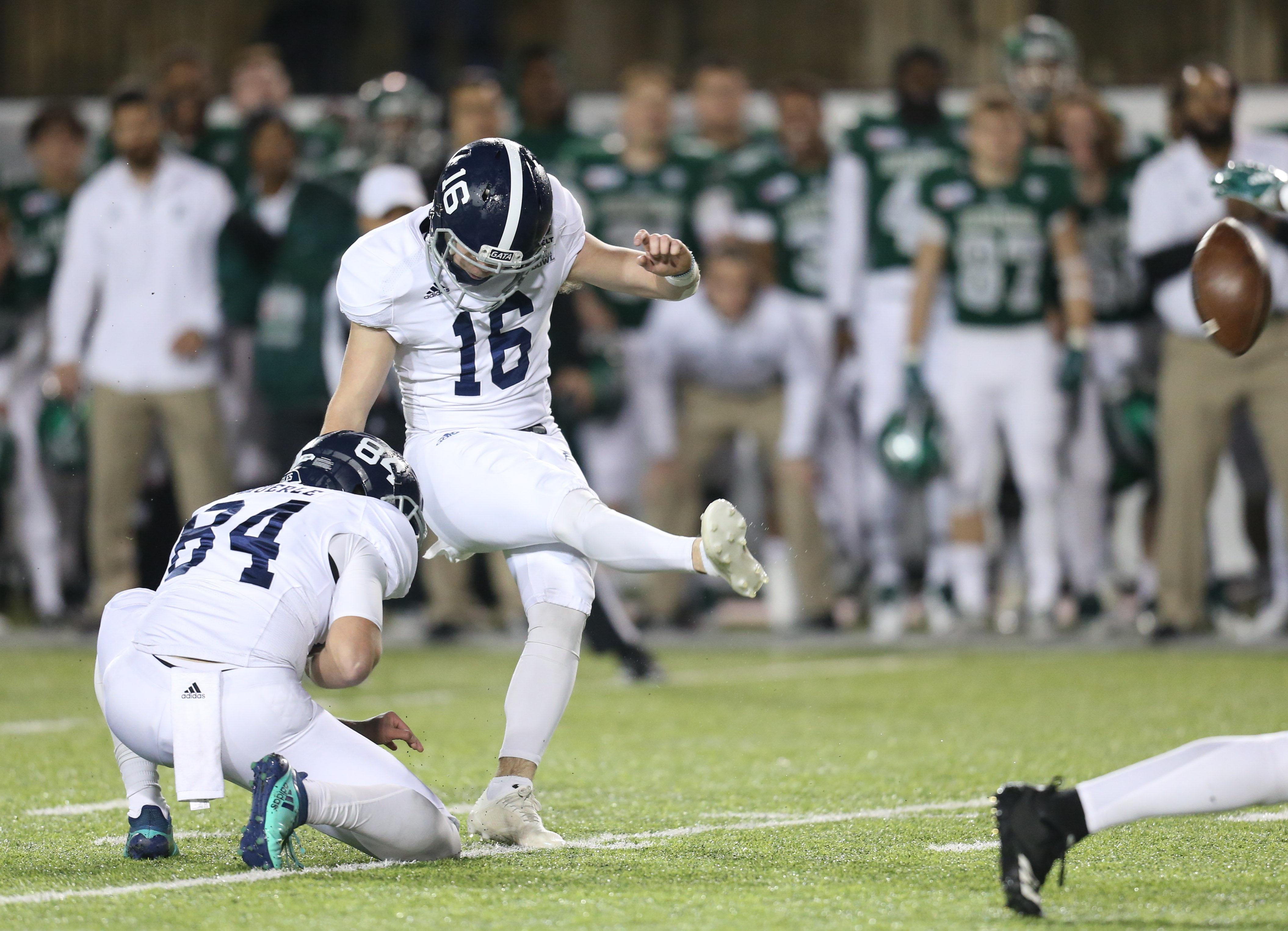 NCAA Football: Camellia Bowl-Eastern Michigan vs Georgia Southern