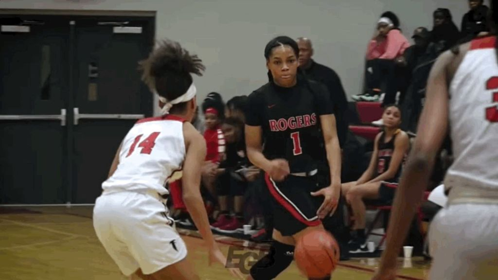 How Zia Cooke became the most famous high school girls basketball player alive