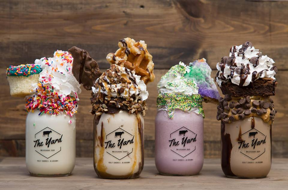 Over-the-Top Shakes Get a Permanent Austin Home With Yard Milkshake Bar