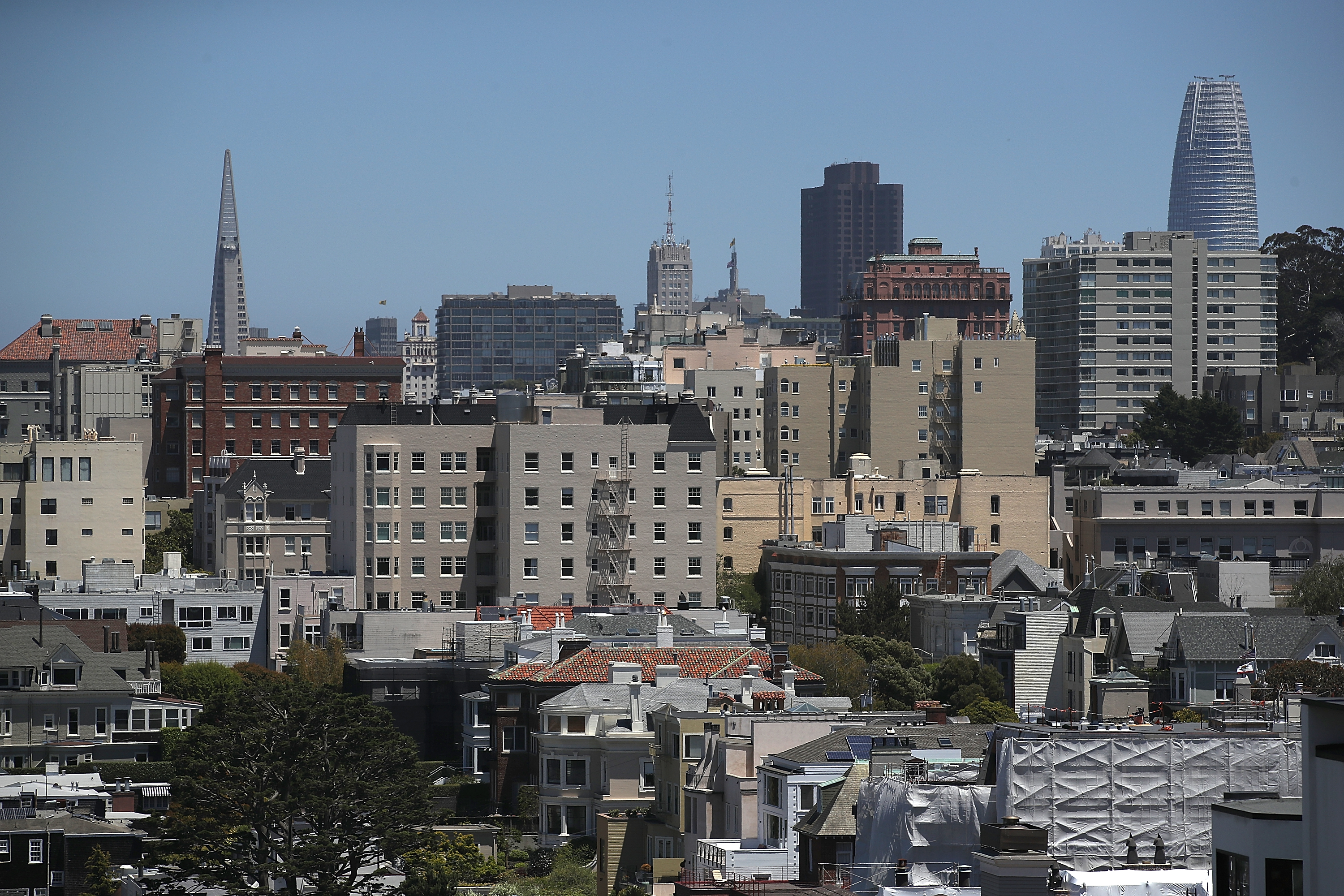 San Francisco Tops New Survey Of Highest U.S. Home Rental Prices