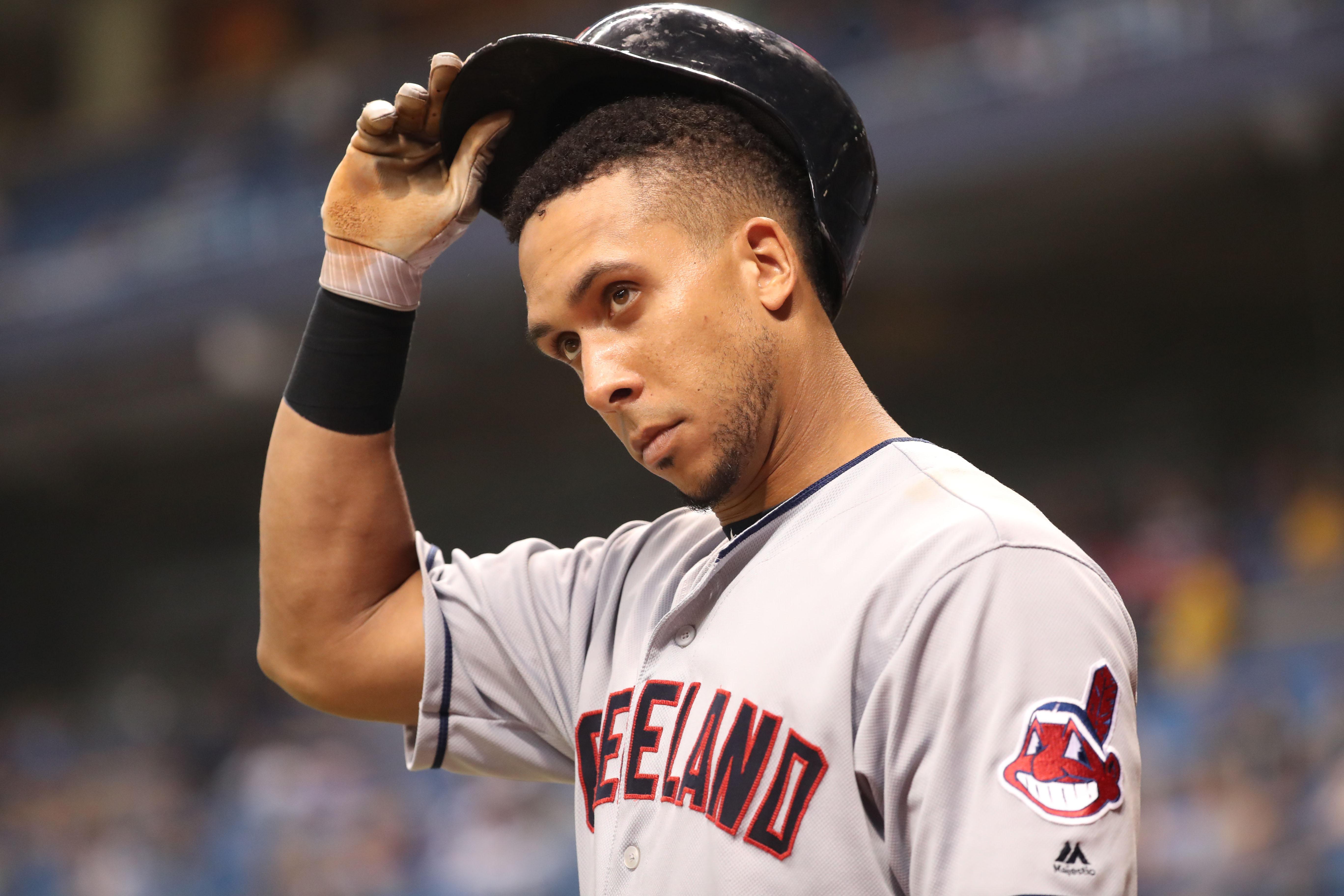 MLB: Cleveland Indians at Tampa Bay Rays