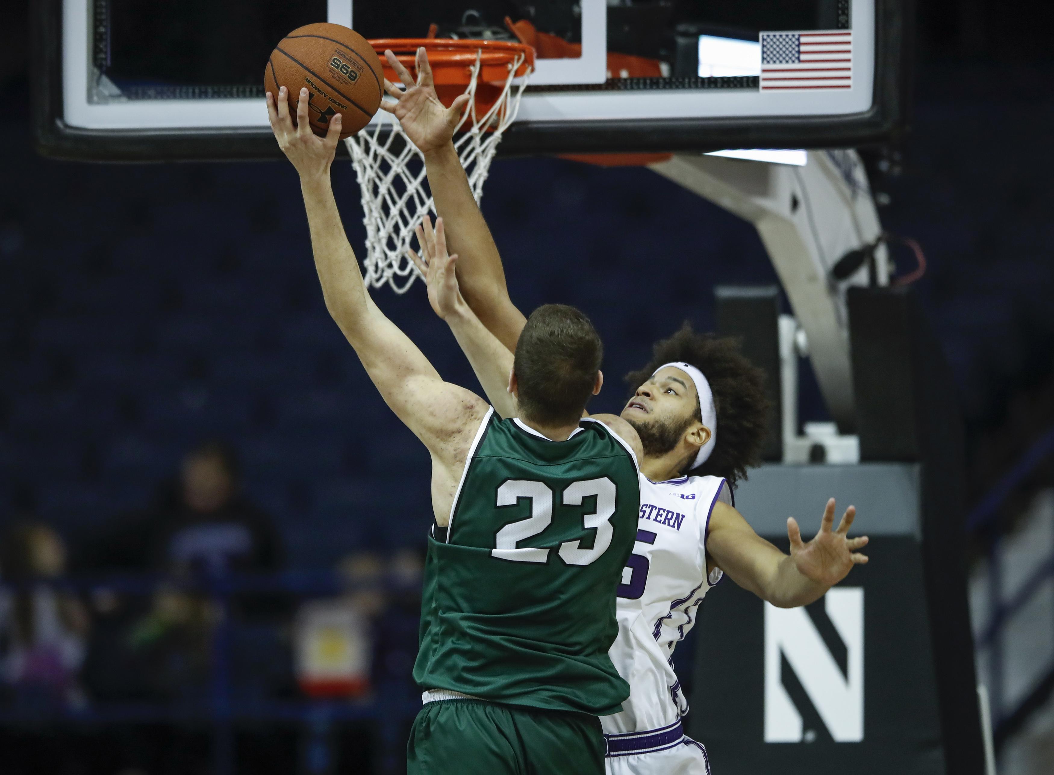 NCAA Basketball: Chicago State at Northwestern