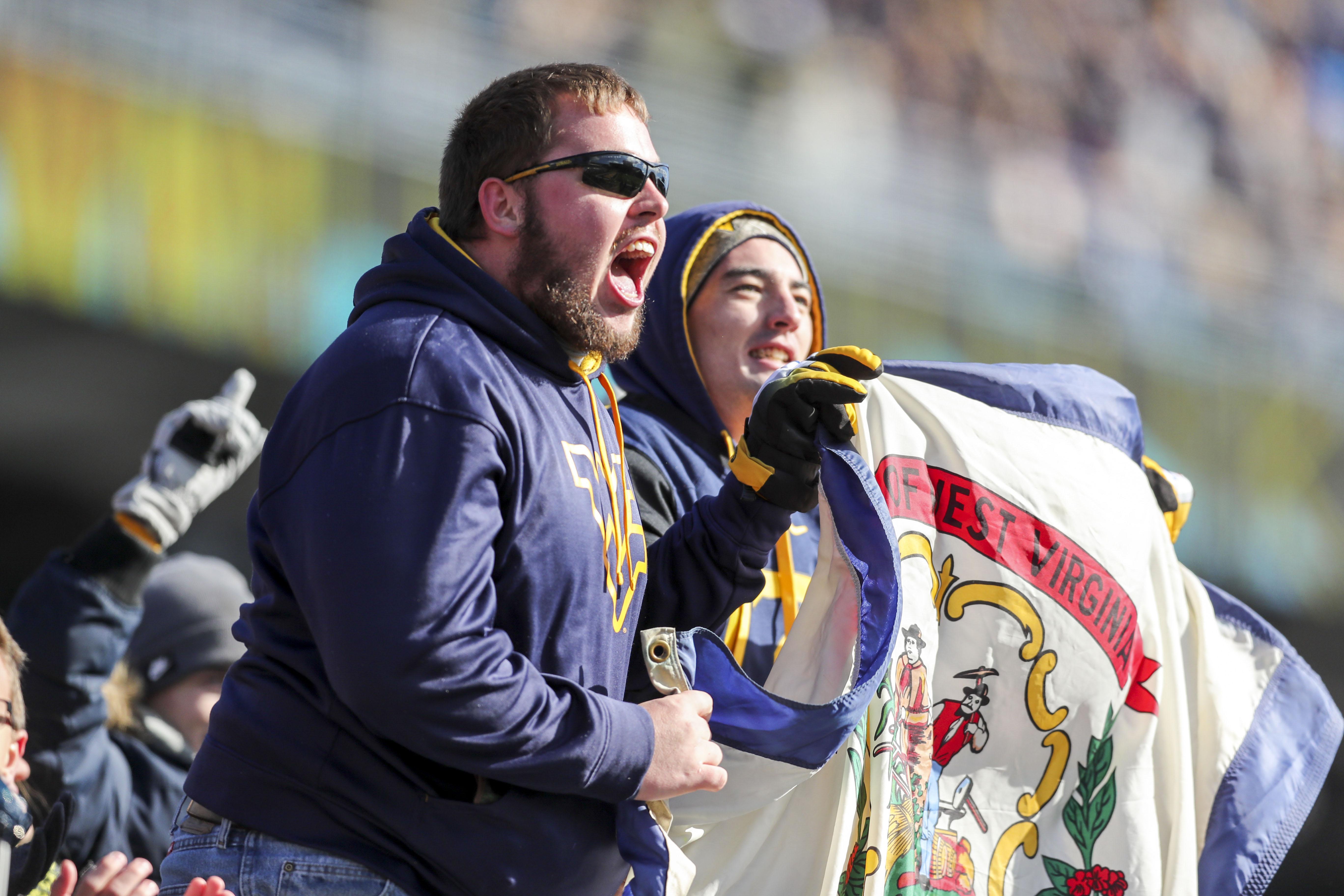 NCAA Football: Texas Christian at West Virginia