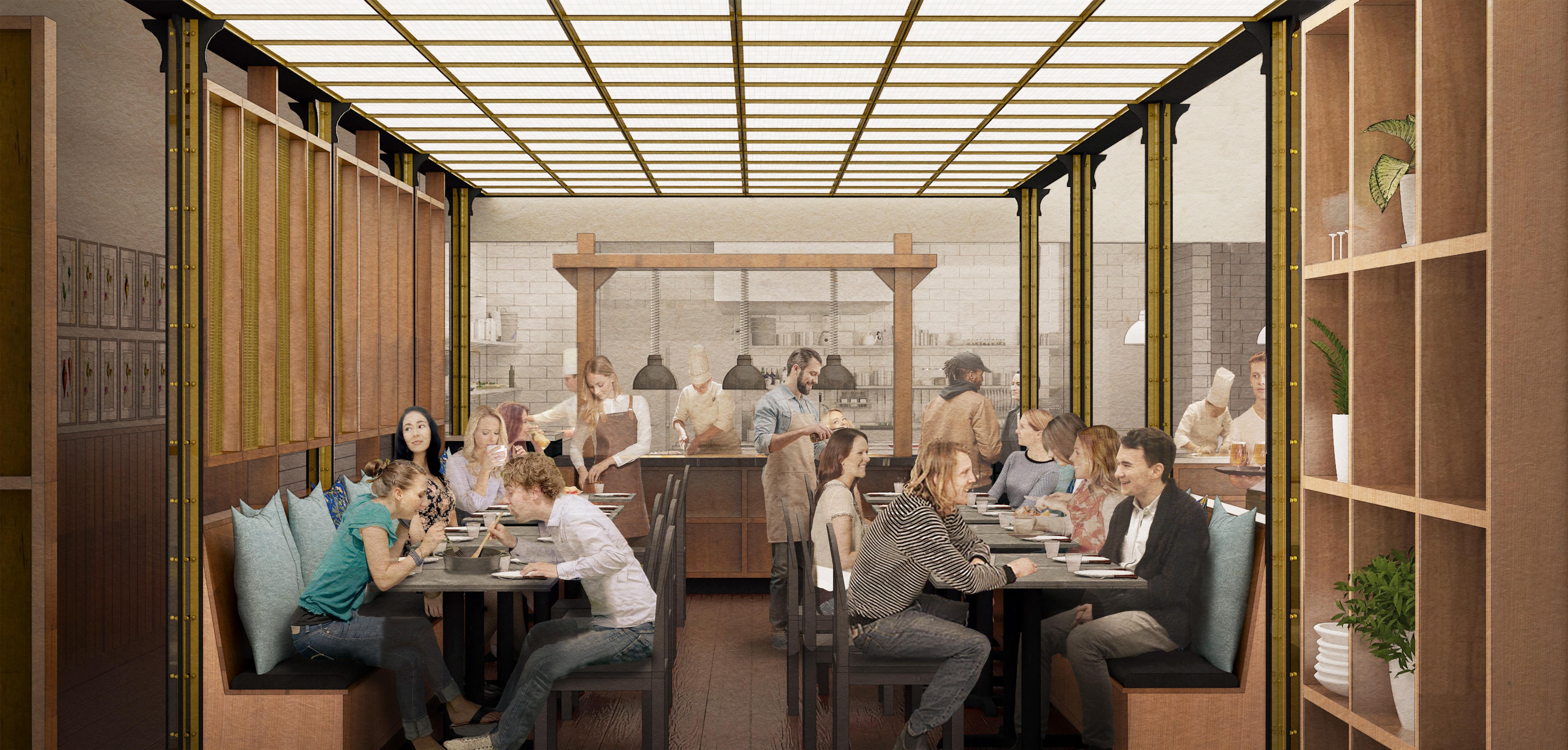 Culinary Institute Of America Opens New San Antonio Restaurant Savor