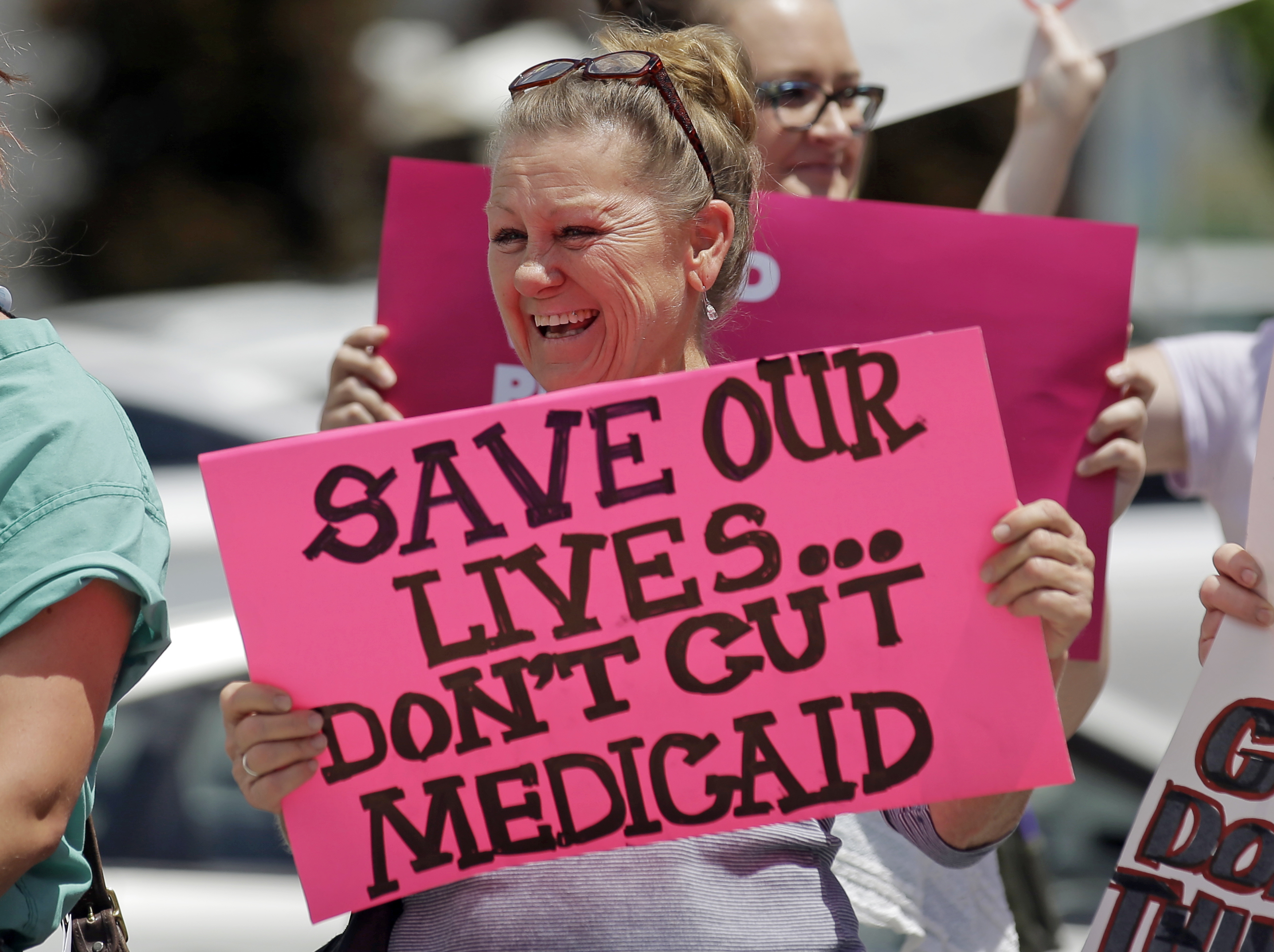 16,932 people have lost Medicaid coverage under Arkansas's work requirements