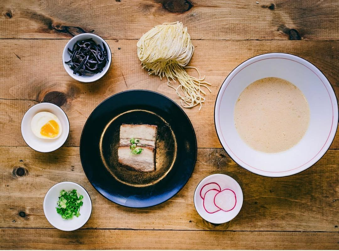 A Famous Koreatown Space Gets New Ramen Life, With Help From n/naka