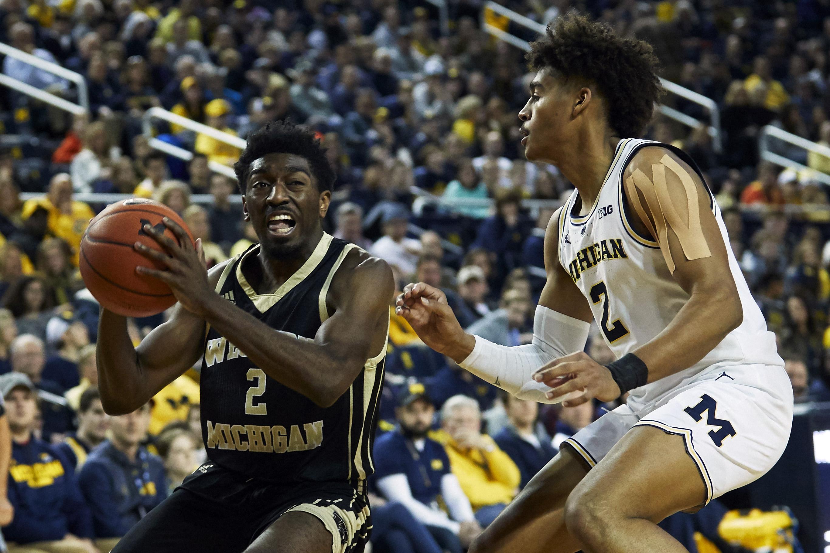 NCAA Basketball: Western Michigan at Michigan