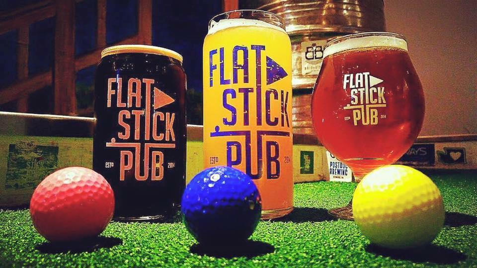 flatstick pub beers fb