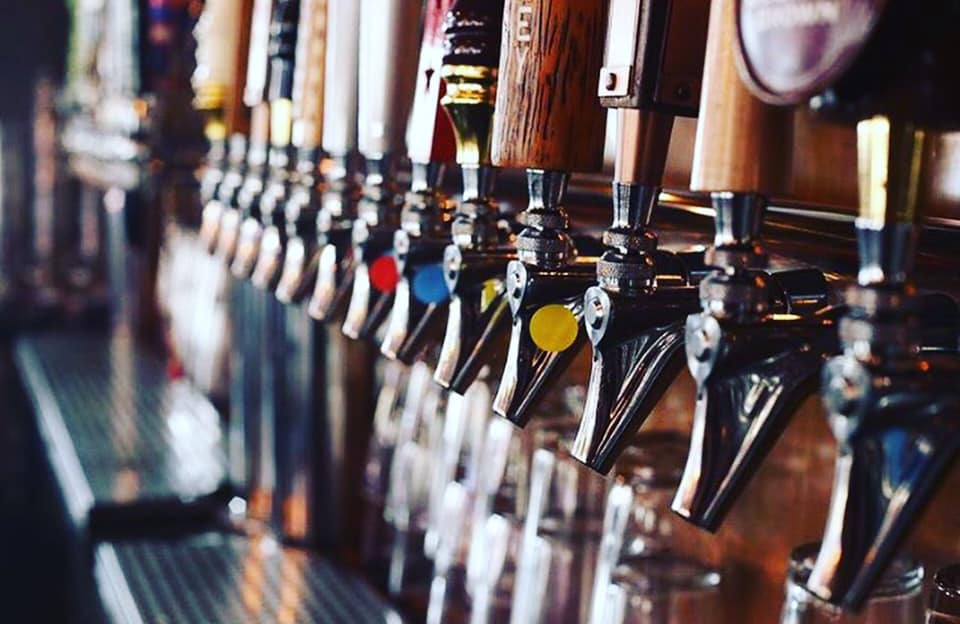 Philadelphia-based gastropub and craft beer bar City Tap opens in the former Gordon Biersch space on Peachtree Street in Midtown