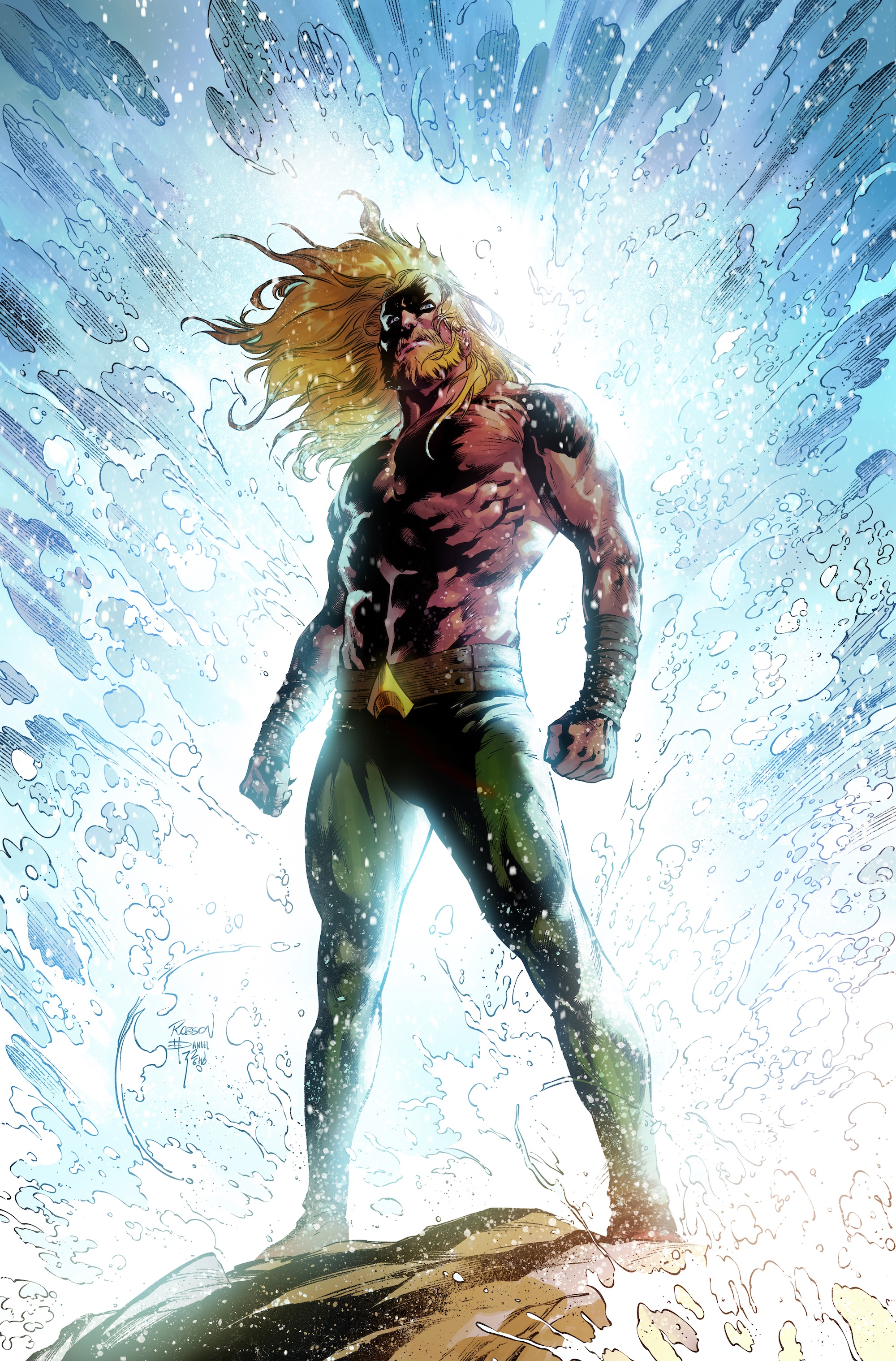 Aquaman: how Kelly Sue DeConnick updated talk-to-fish power in new