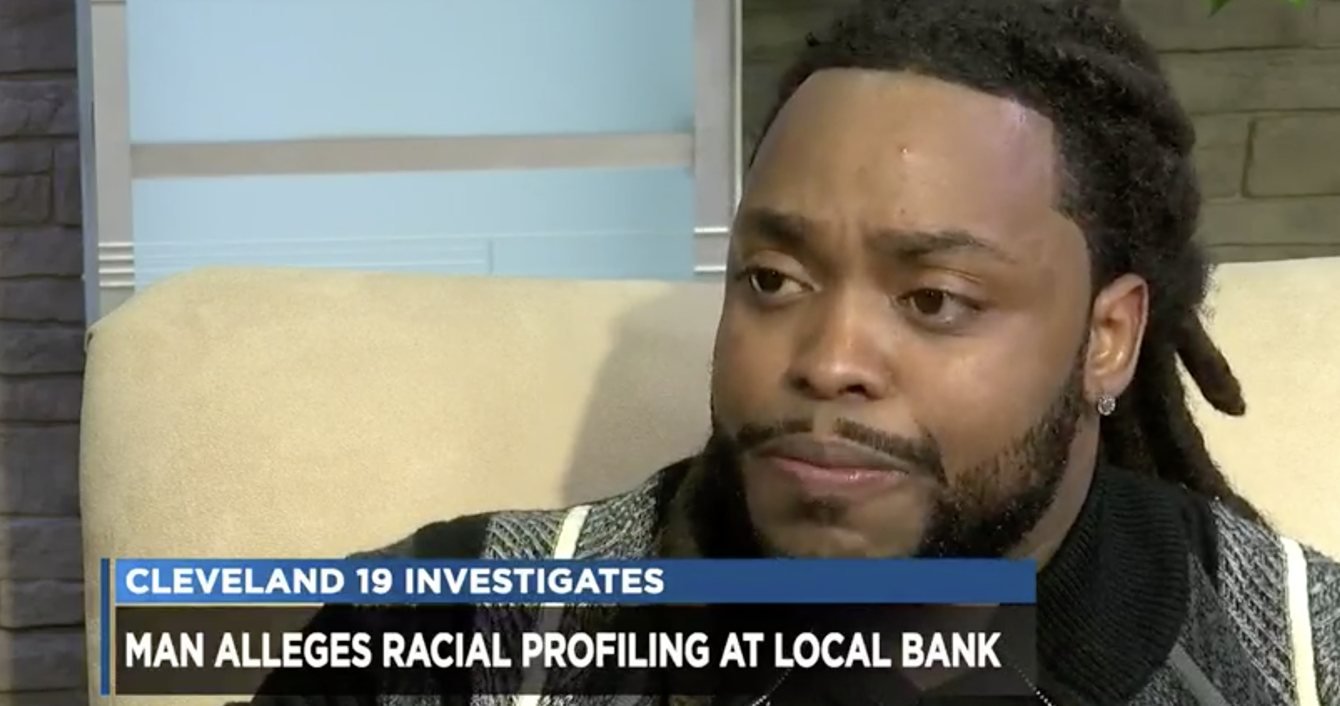 A black man tried to cash a paycheck. The bank called 911.