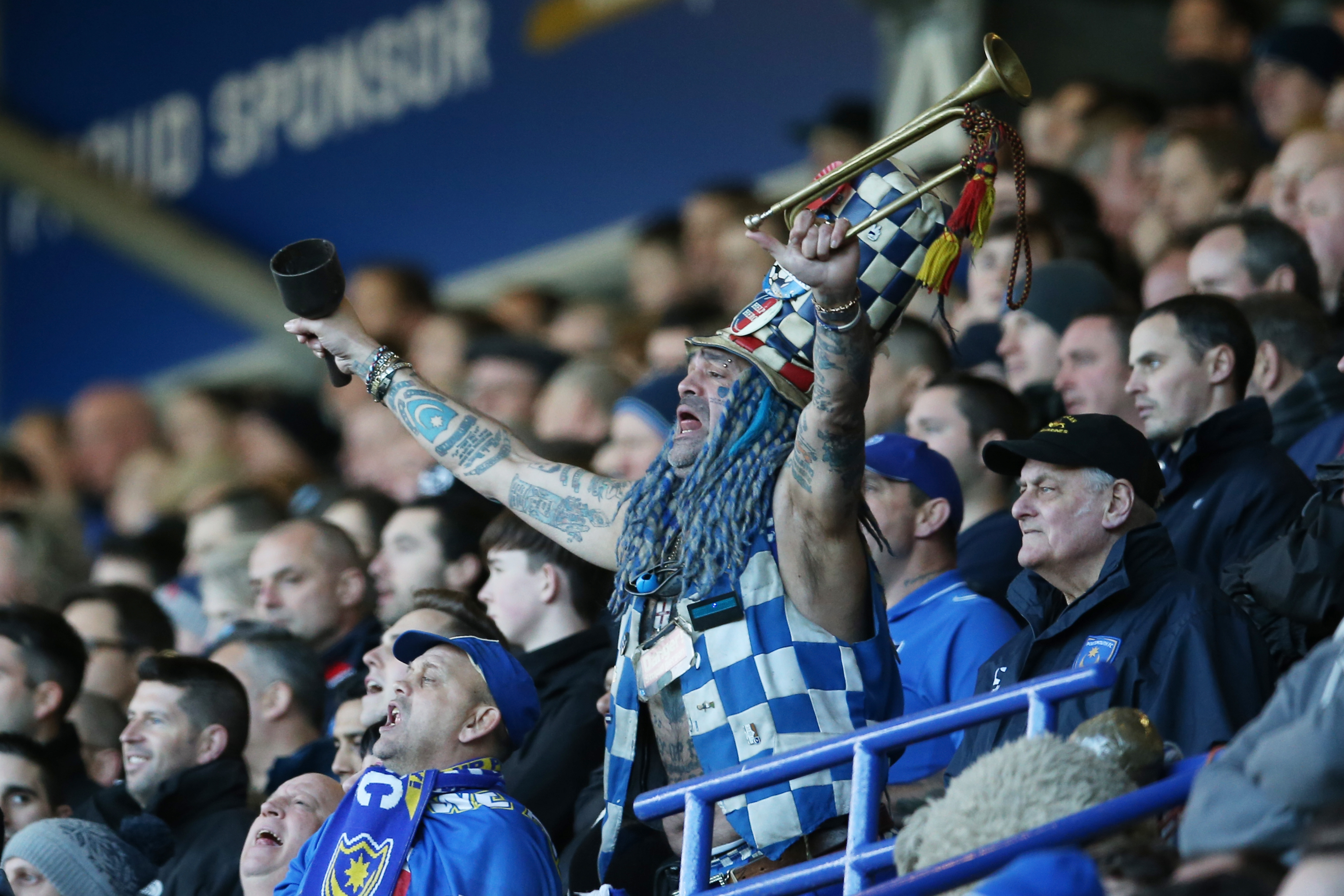 Portsmouth v AFC Bournemouth - The Emirates FA Cup Fourth Round