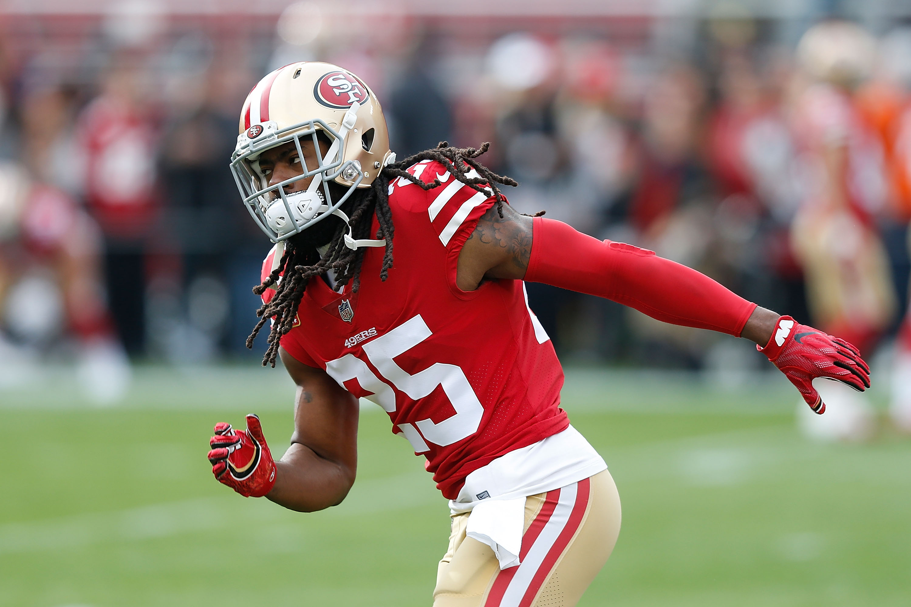 0c8c76ba0 49ers news  Richard Sherman misses out on Pro Bowl