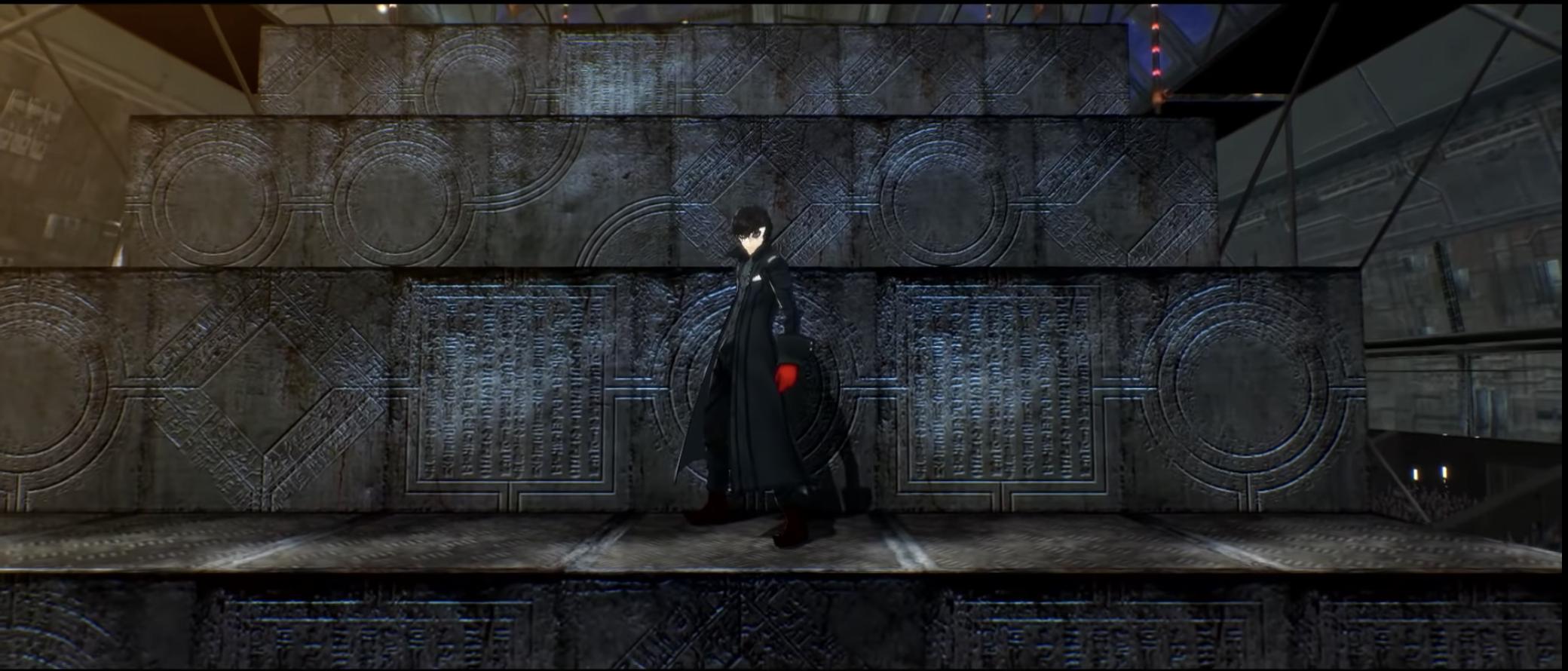 Joker from Persona 5 in Catherine: Full Body