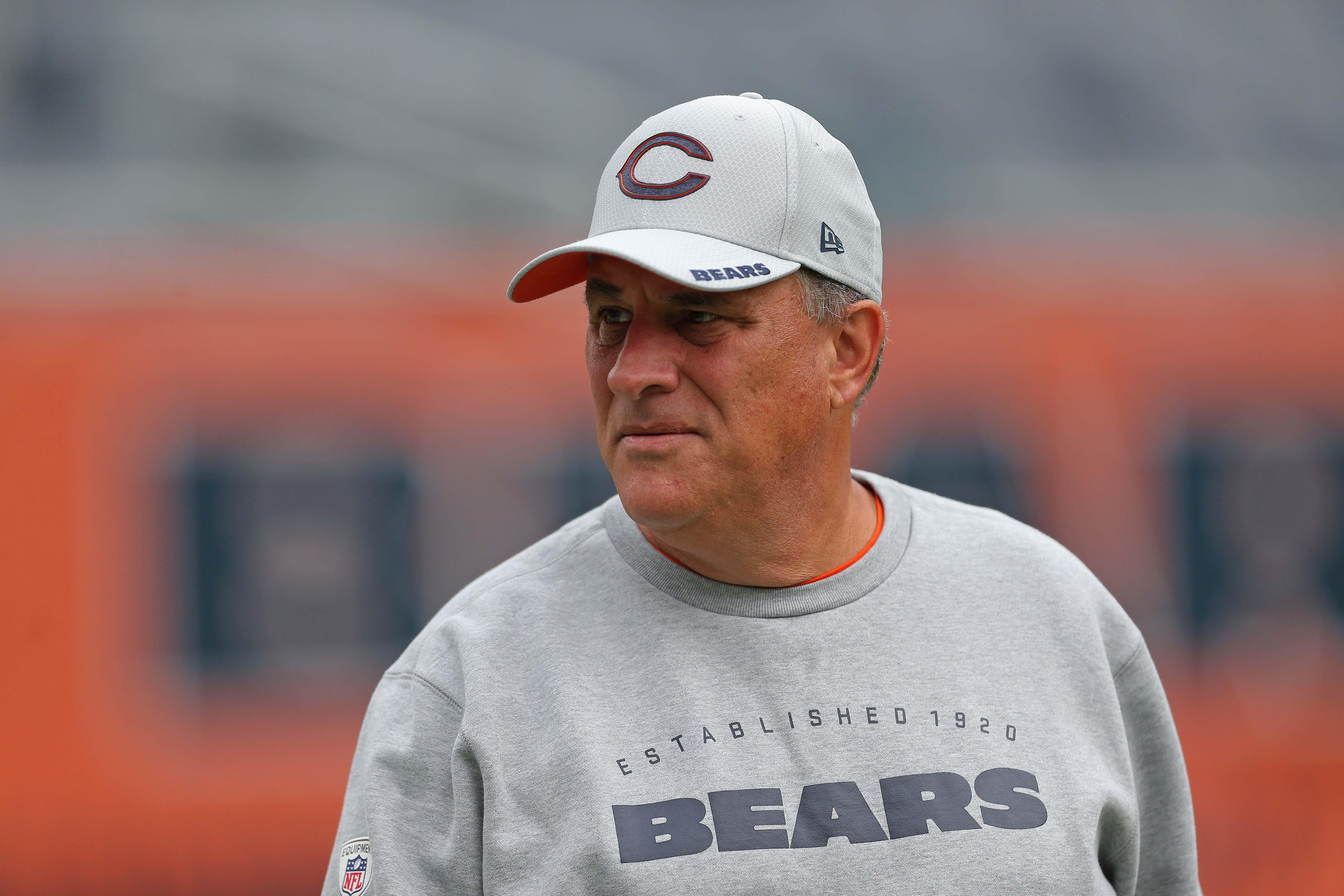 NFL: Kansas City Chiefs at Chicago Bears