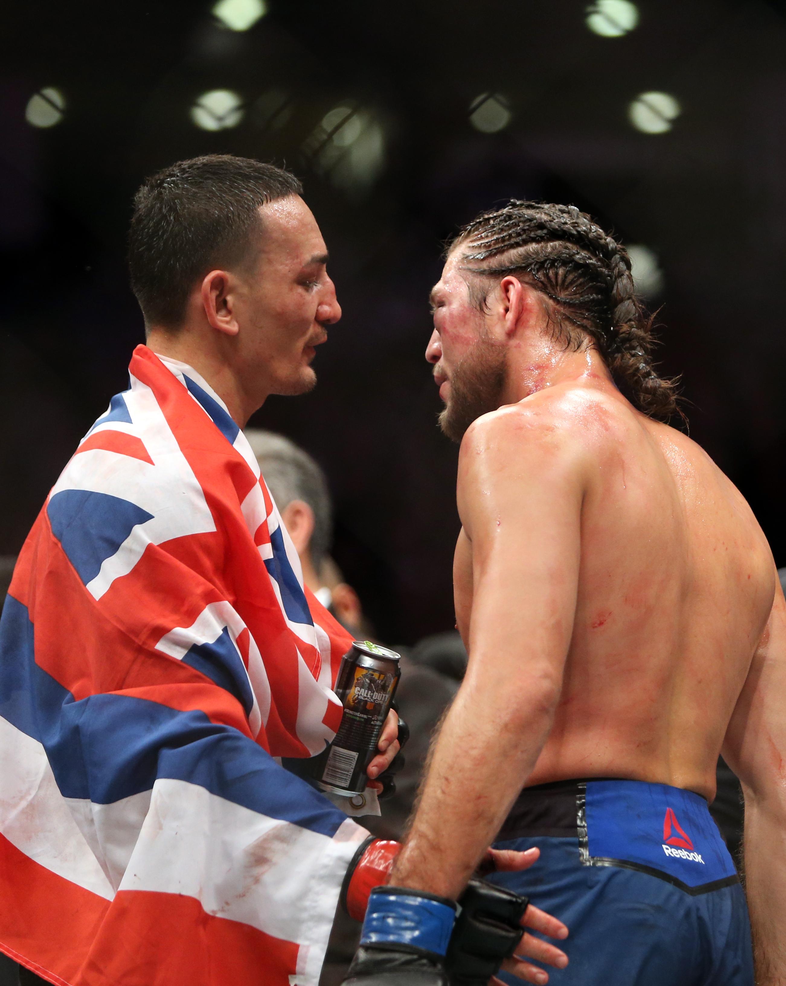 UFC 231 Holloway v Ortega