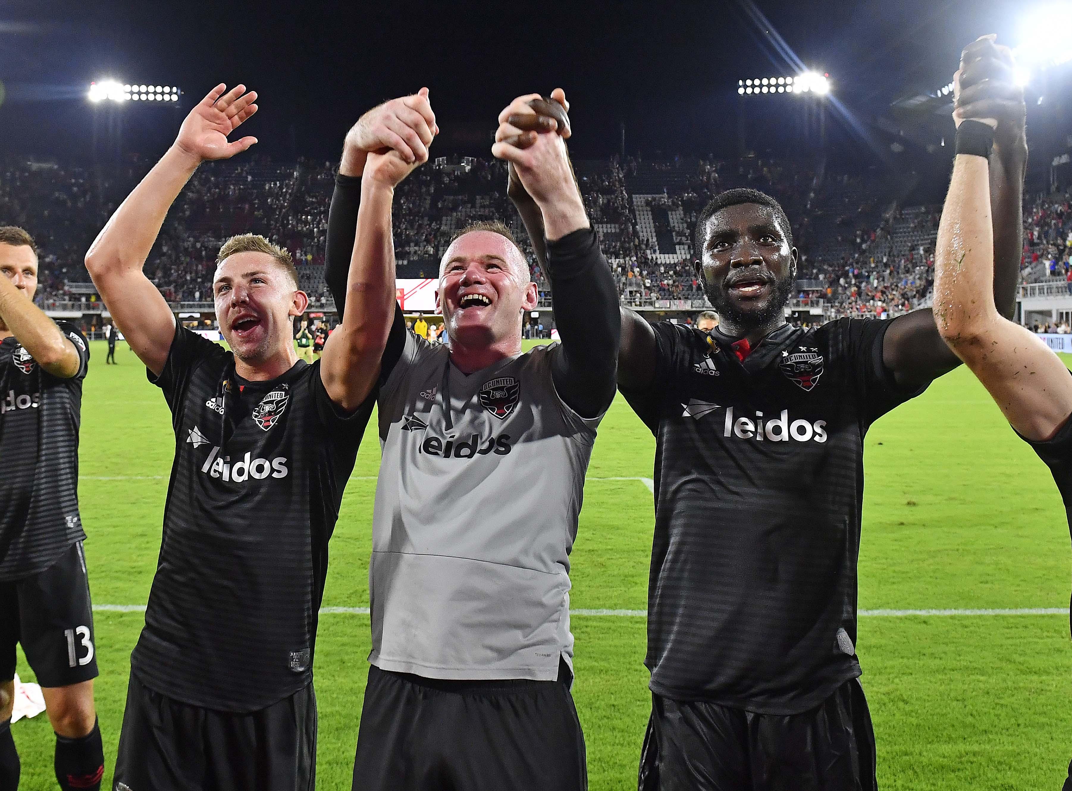 MLS: Atlanta United FC at D.C. United