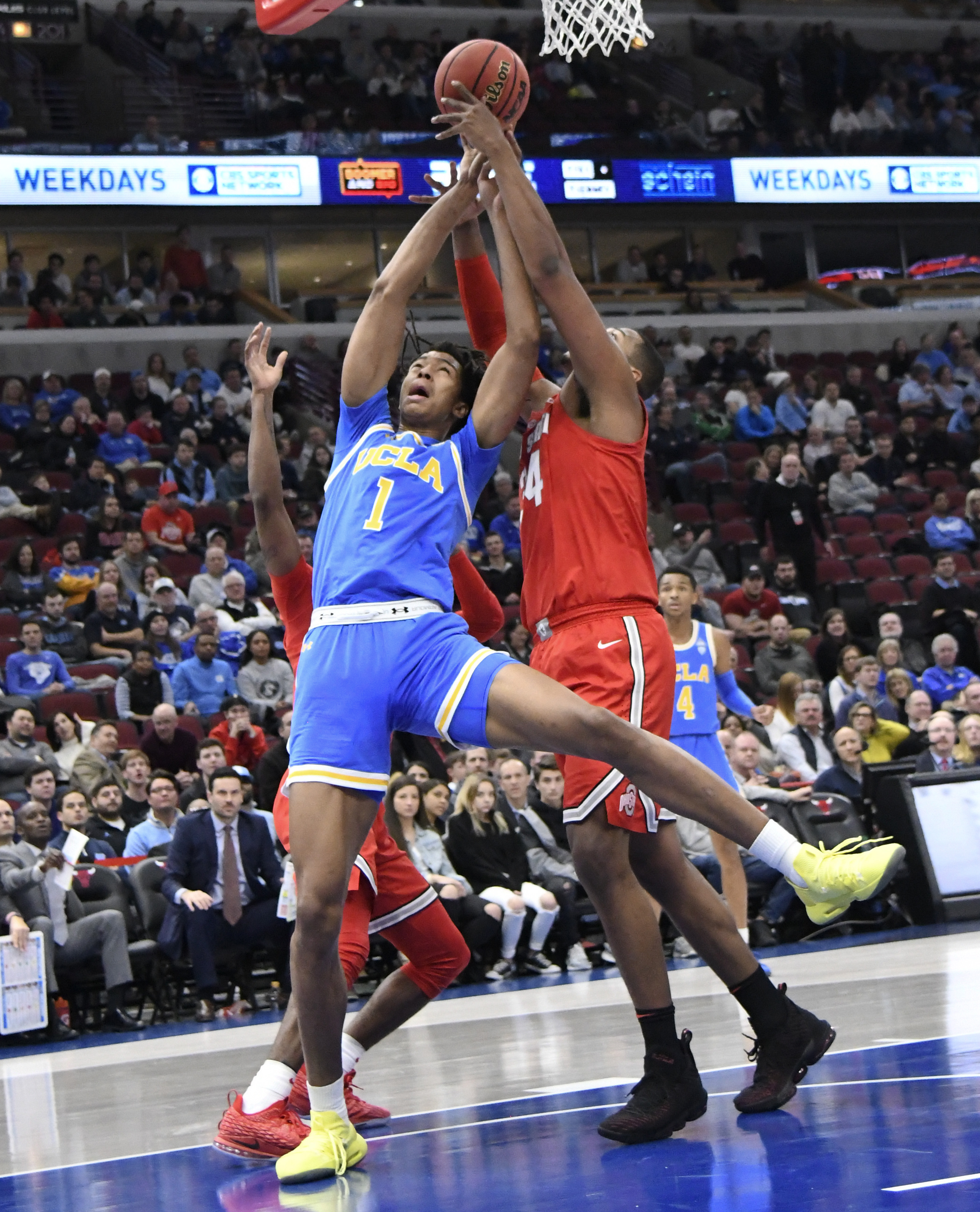NCAA Basketball: UCLA at Ohio State