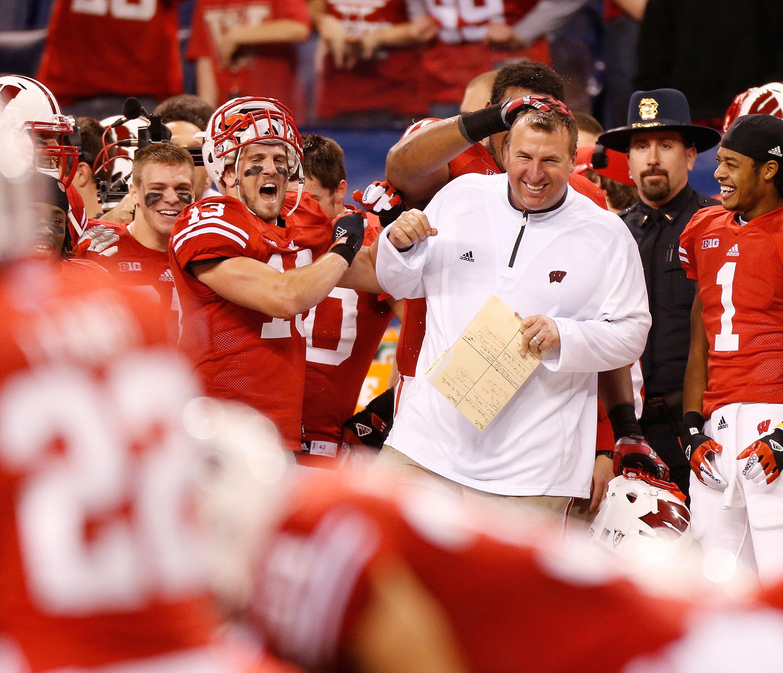 Big 10 Championship Game - Nebraska v Wisconsin