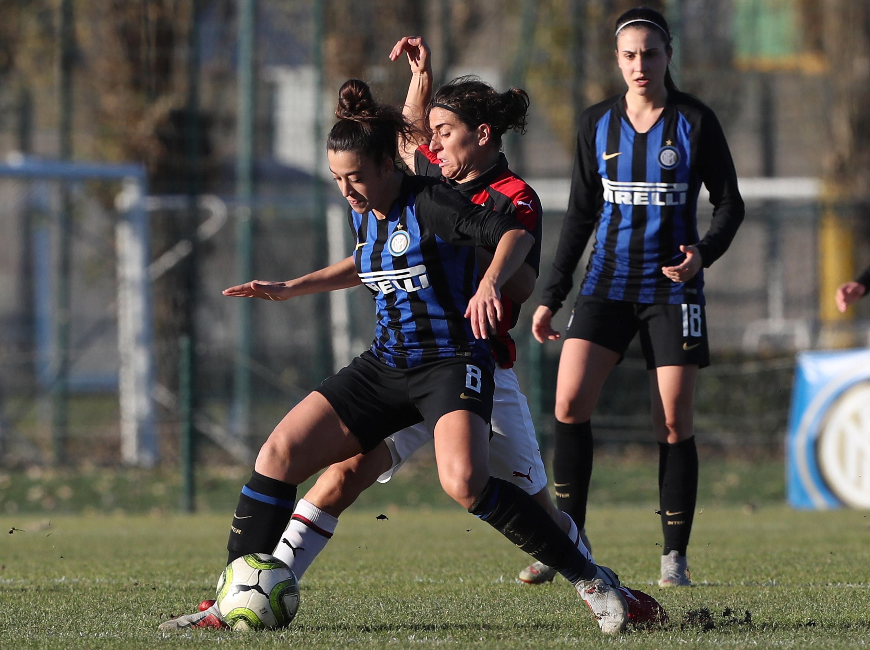 FC Internazionale v AC Milan - Women Coppa Italia