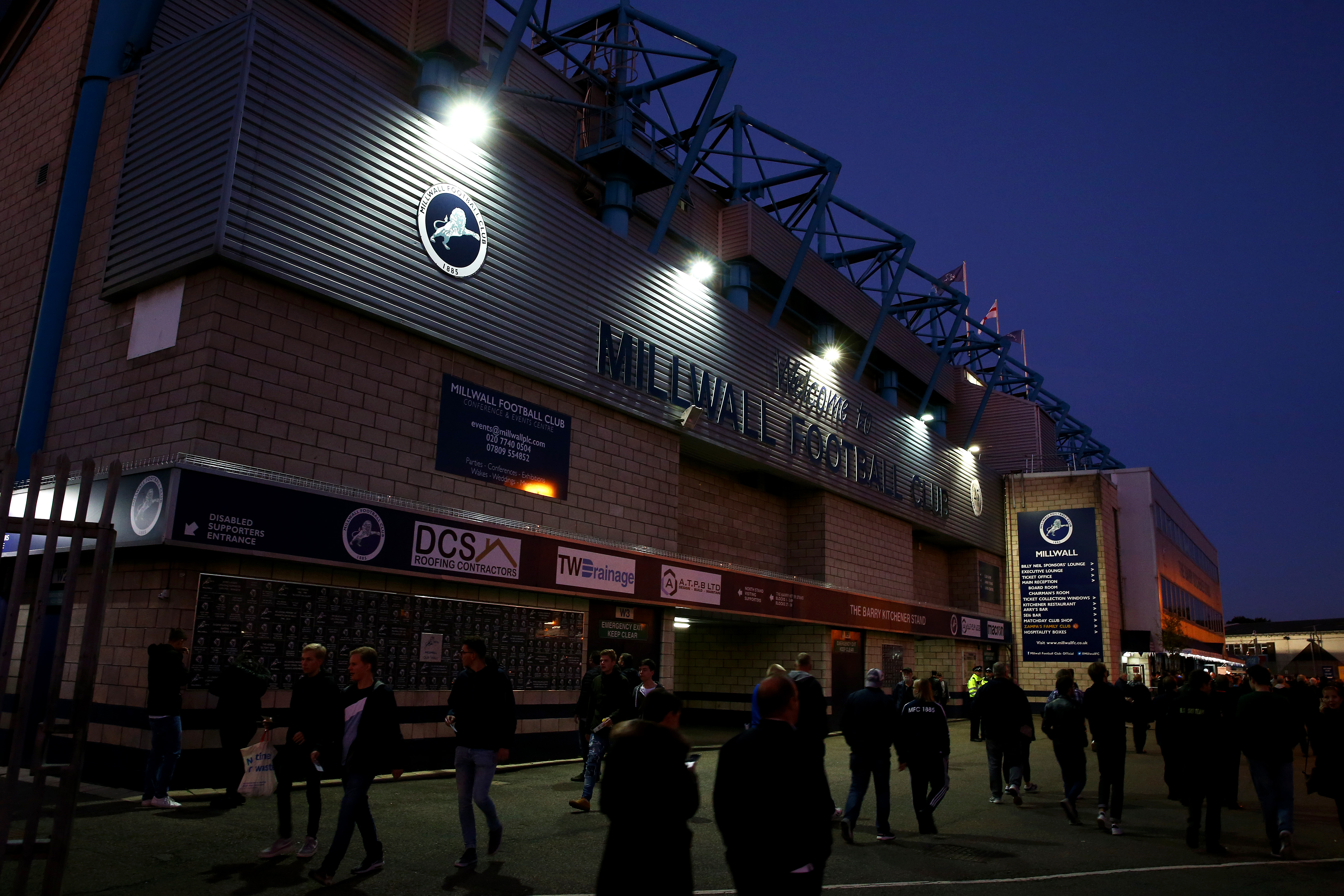 Millwall v Fulham - Carabao Cup Third Round