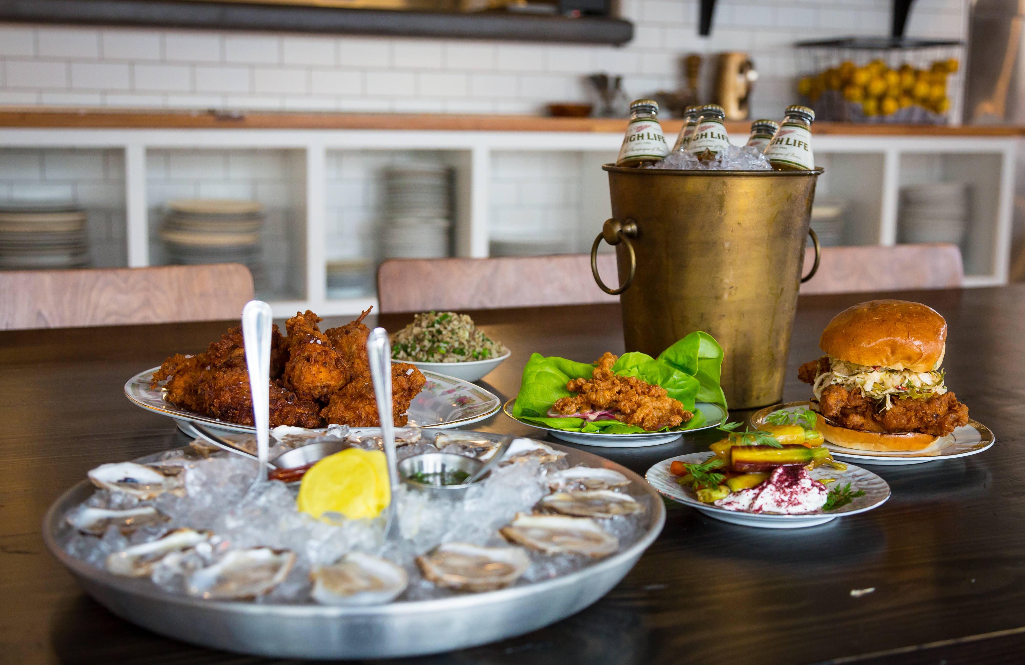 Mary Hoopa's House of Fried Chicken & Oysters